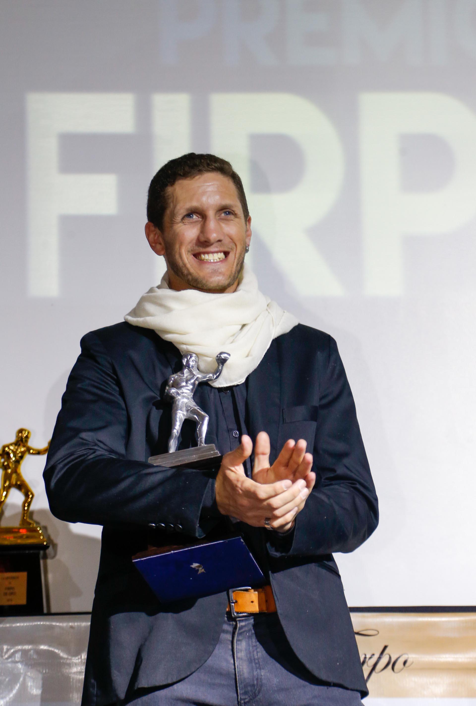 El mejor KO del año fue el de Sebastián Aguirre a Martín Coggi