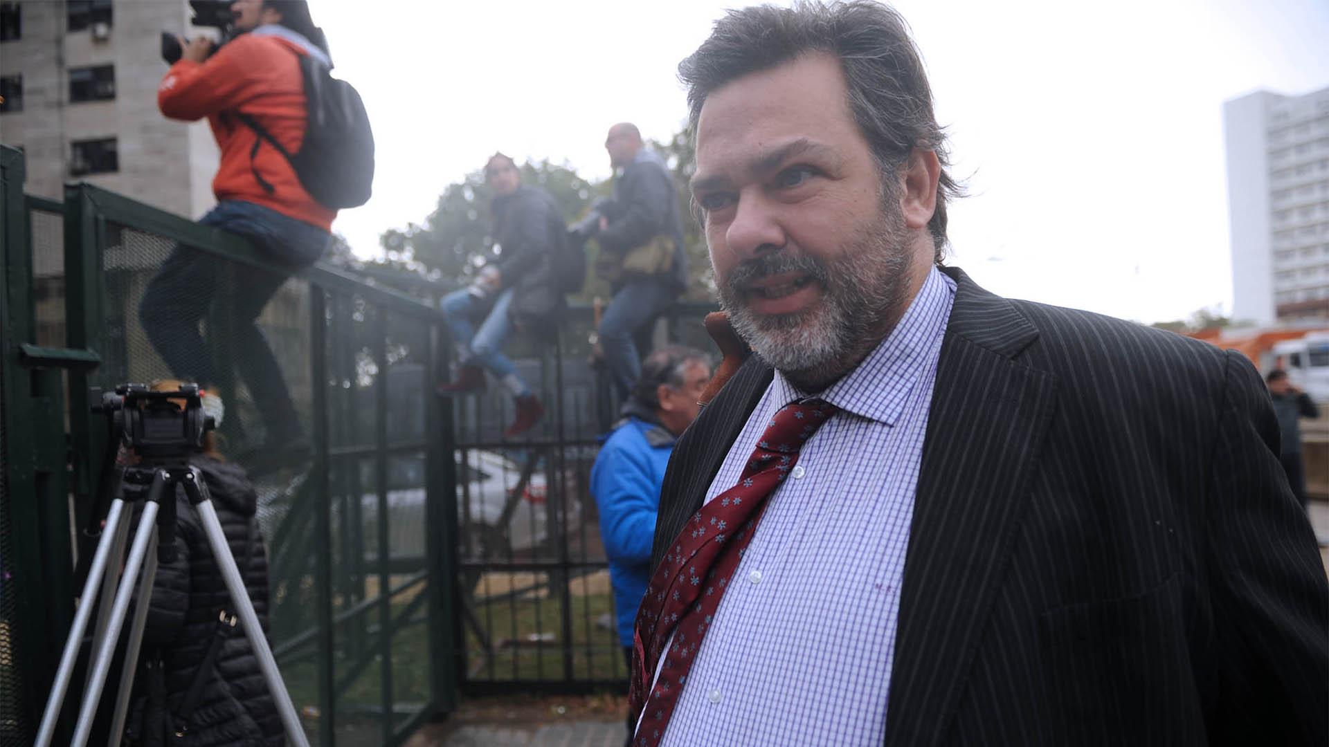 Maximiliano Rusconi, abogado de Julio De Vido