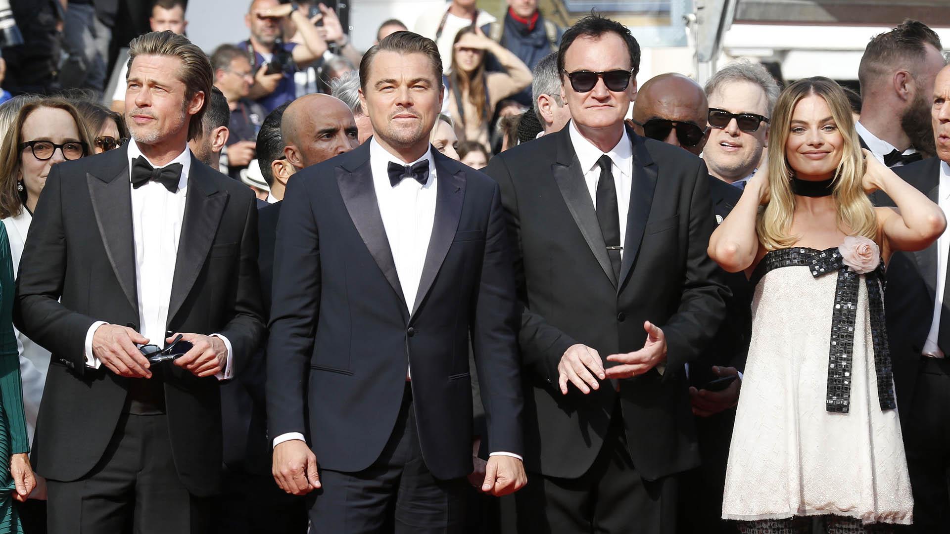 """""""Once Upon A Time In Hollywood"""" marca el retorno de DiCaprio al cine luego de pasados cuatro años de The Revenant, filme por el que ganó el primer Oscar de su carrera. Se estrena en los Estados Unidos el 26 de julio"""