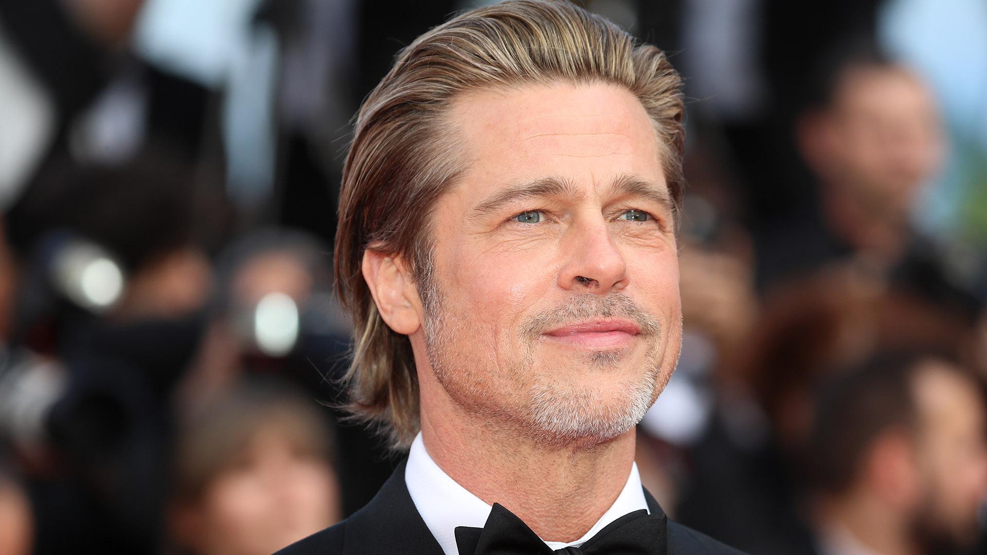 """Brad Pitt se hizo presente en Cannes para presentar """"Once Upon A Time… In Hollywood"""" con dirección de Tarantino, quien fue premiado con la Palma de Oro en 1994 por """"Pulp Fiction"""""""