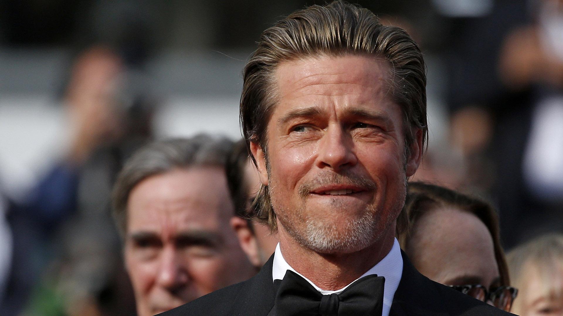 Brad Pitt estuvo alejado de los grandes eventos del cine desde su escandalosa separación de Angelina Jolie, con quien mantiene una batalla judicial por la custodia de sus seis hijos