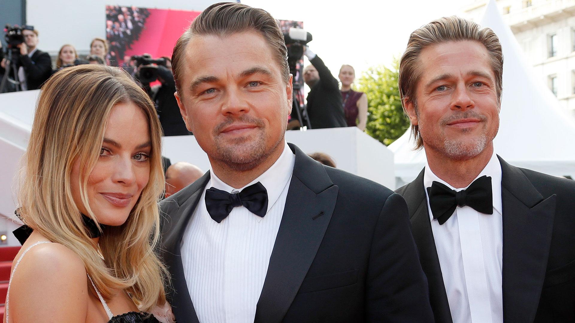 """Margot Robbie vuelve a trabajar con Leonardo DiCaprio tras """"El lobo de Wal Street""""(Reuters)"""