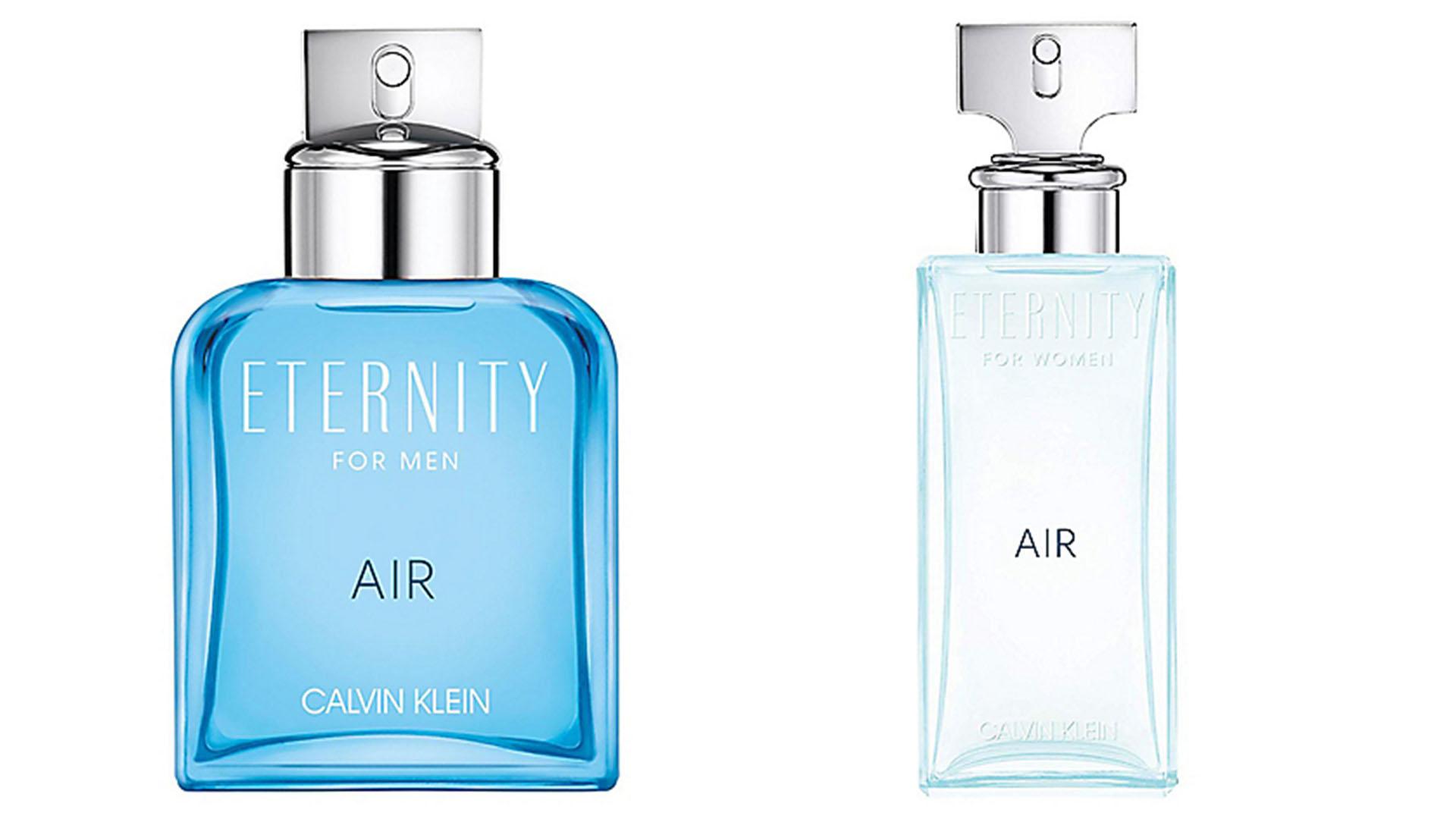 Perfume importado de primera marca: la versión masculina de 50 ml cuesta $3.250 mientras que la femenina $ 3.600