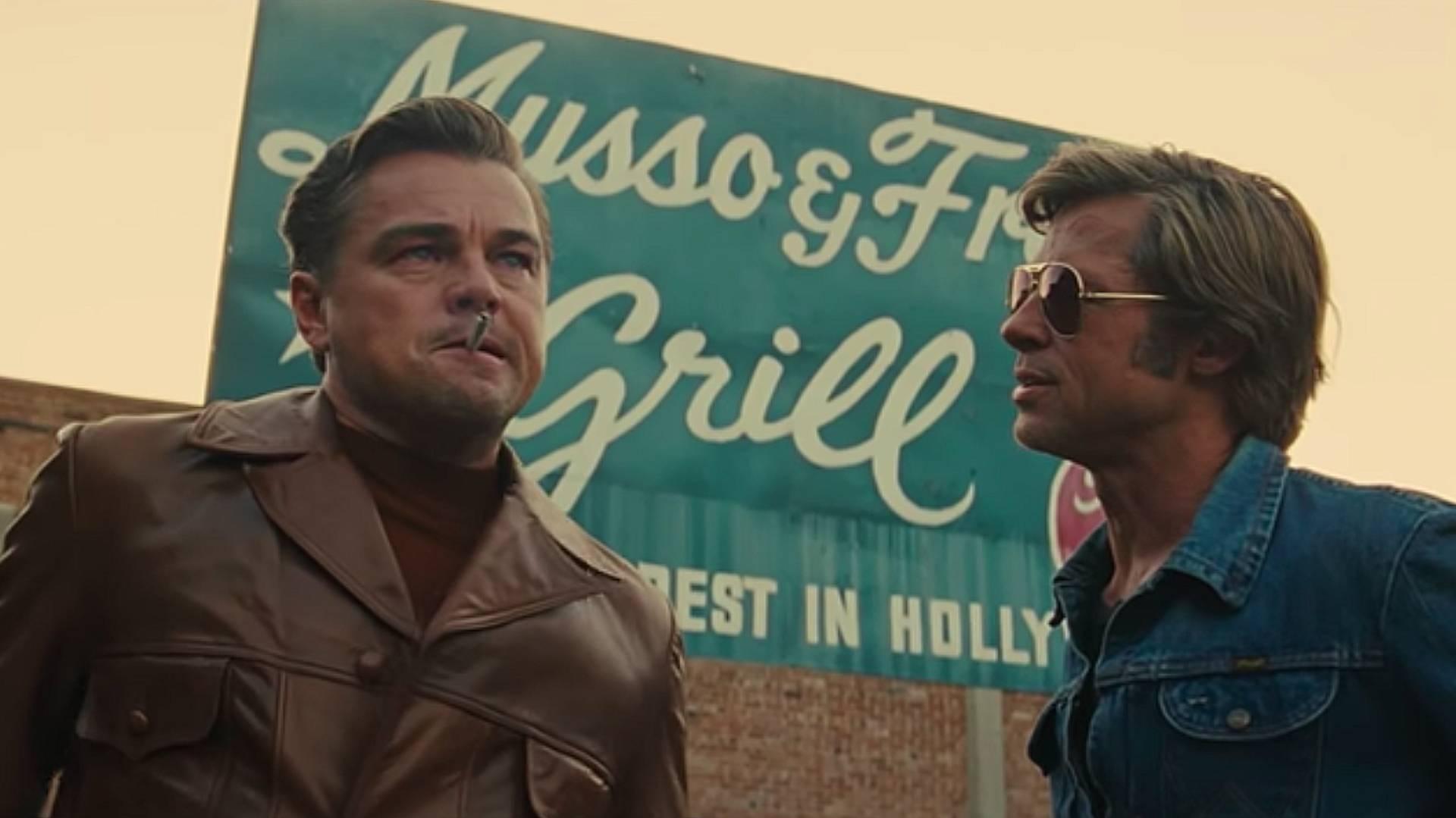 El Tráiler Oficial Del Nuevo Filme De Tarantino Once Upon A Time In Hollywood Infobae