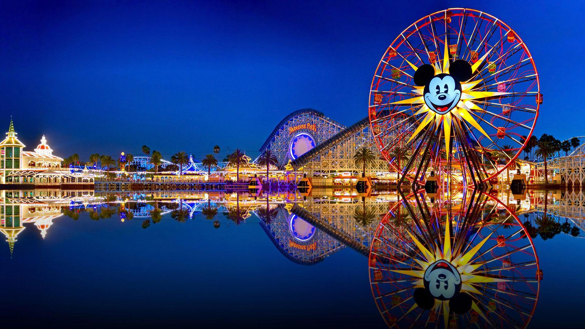 Disney California Adventure es uno de los lugares más visitados de Estados Unidos