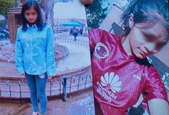 be0066228 Diana Jazmín tenía sólo 17 años cuando fue engañada por la tía del padre de  su