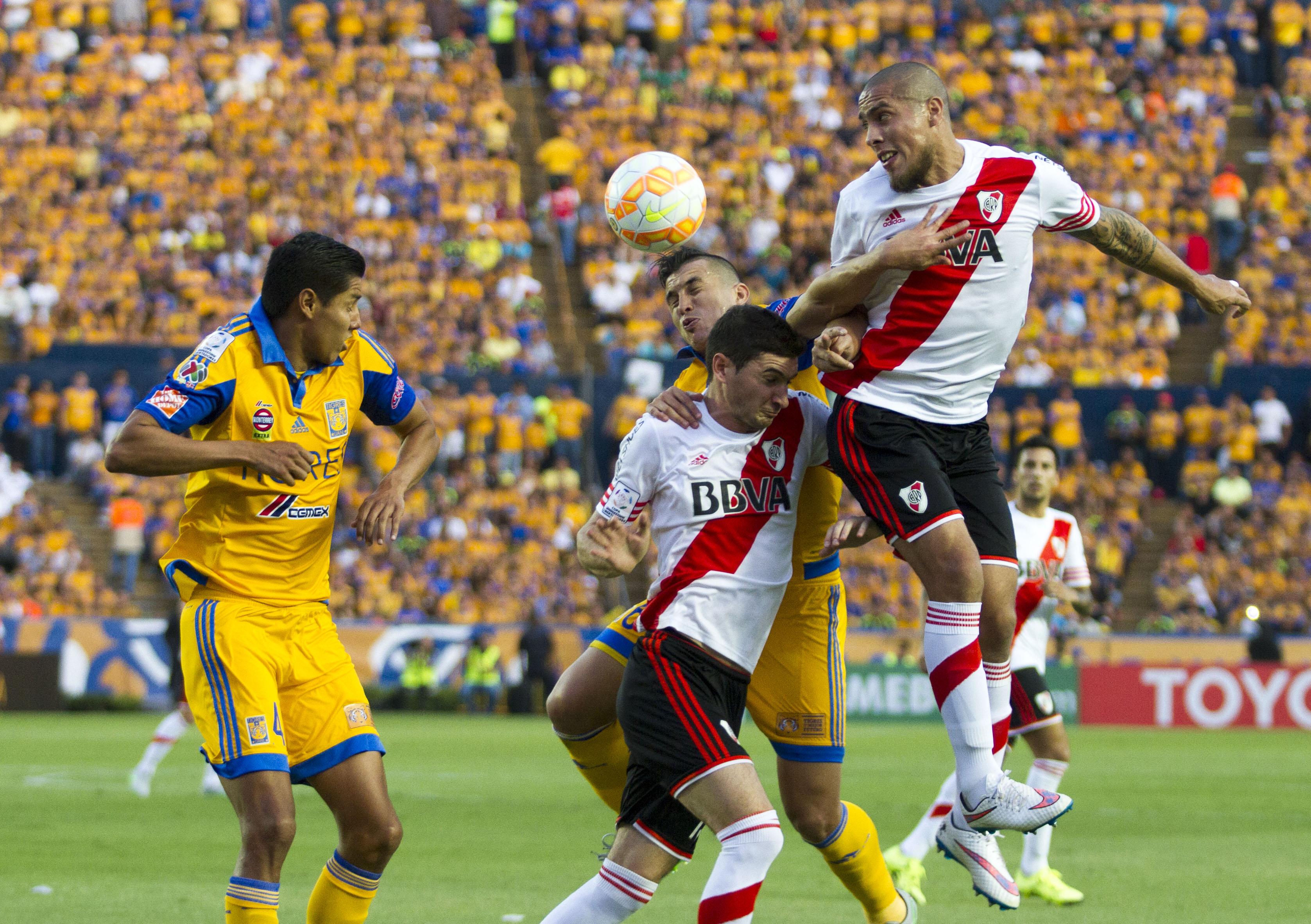 Tigres es el último equipo mexicano en llegar a la final de la Libertadores: fue en 2015 y perdió ante River Plate de Argentina (Foto: Cuartoscuro)