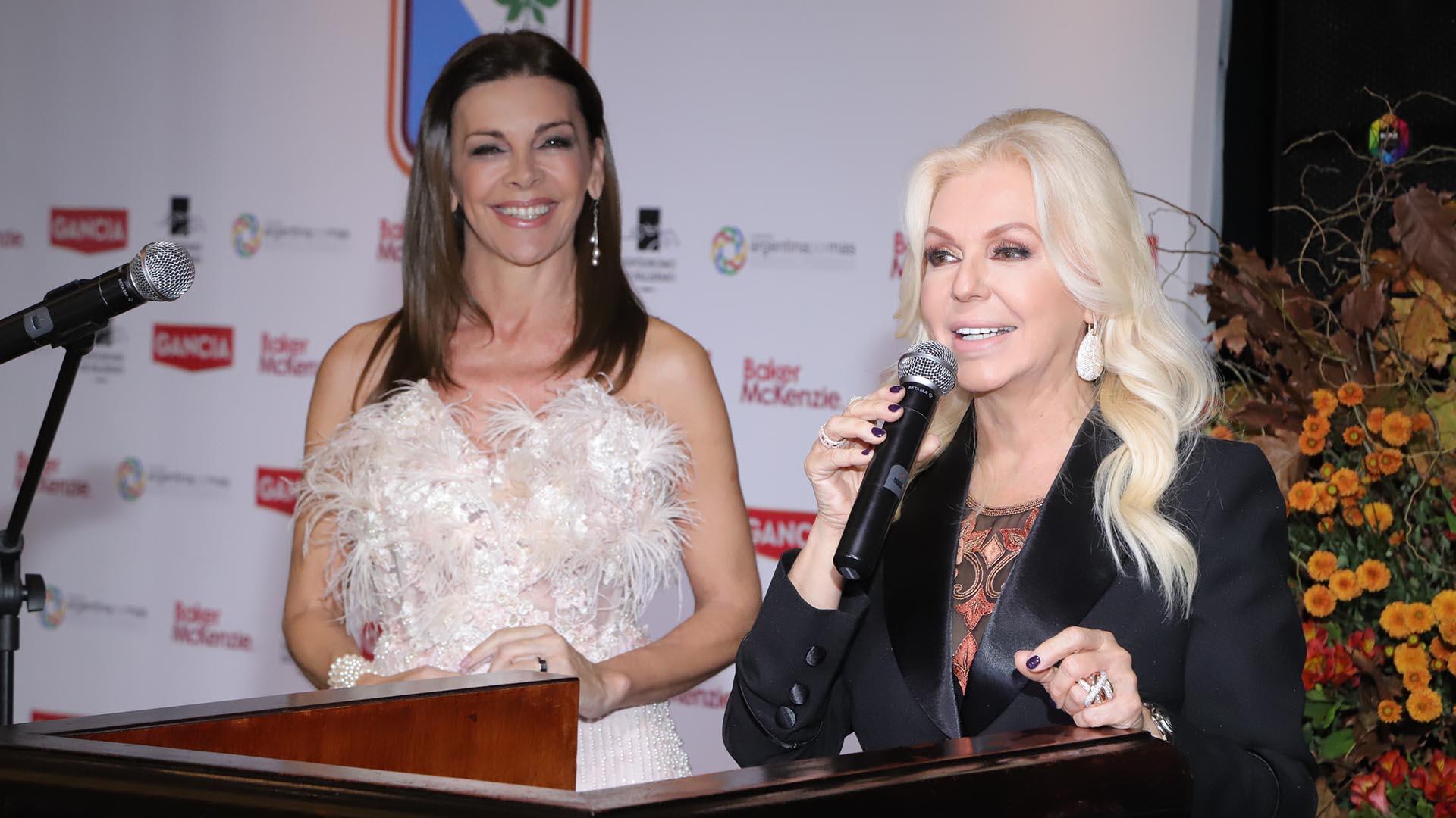 Diana Chugri anunció que lo recaudado en el desfile será destinado a la remodelación y renovación de la Sala de Maternidad del Hospital Rivadavia