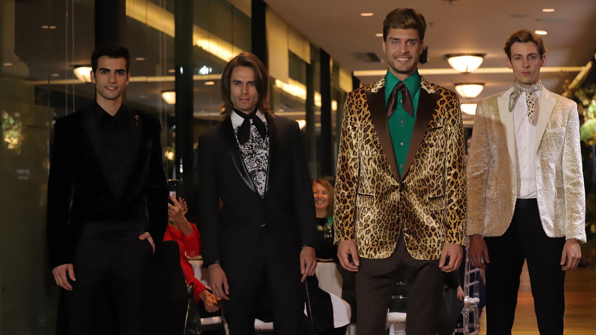 La moda masculina también dijo presente /// Fotos: Gentileza Alejandro Raineri RSVP
