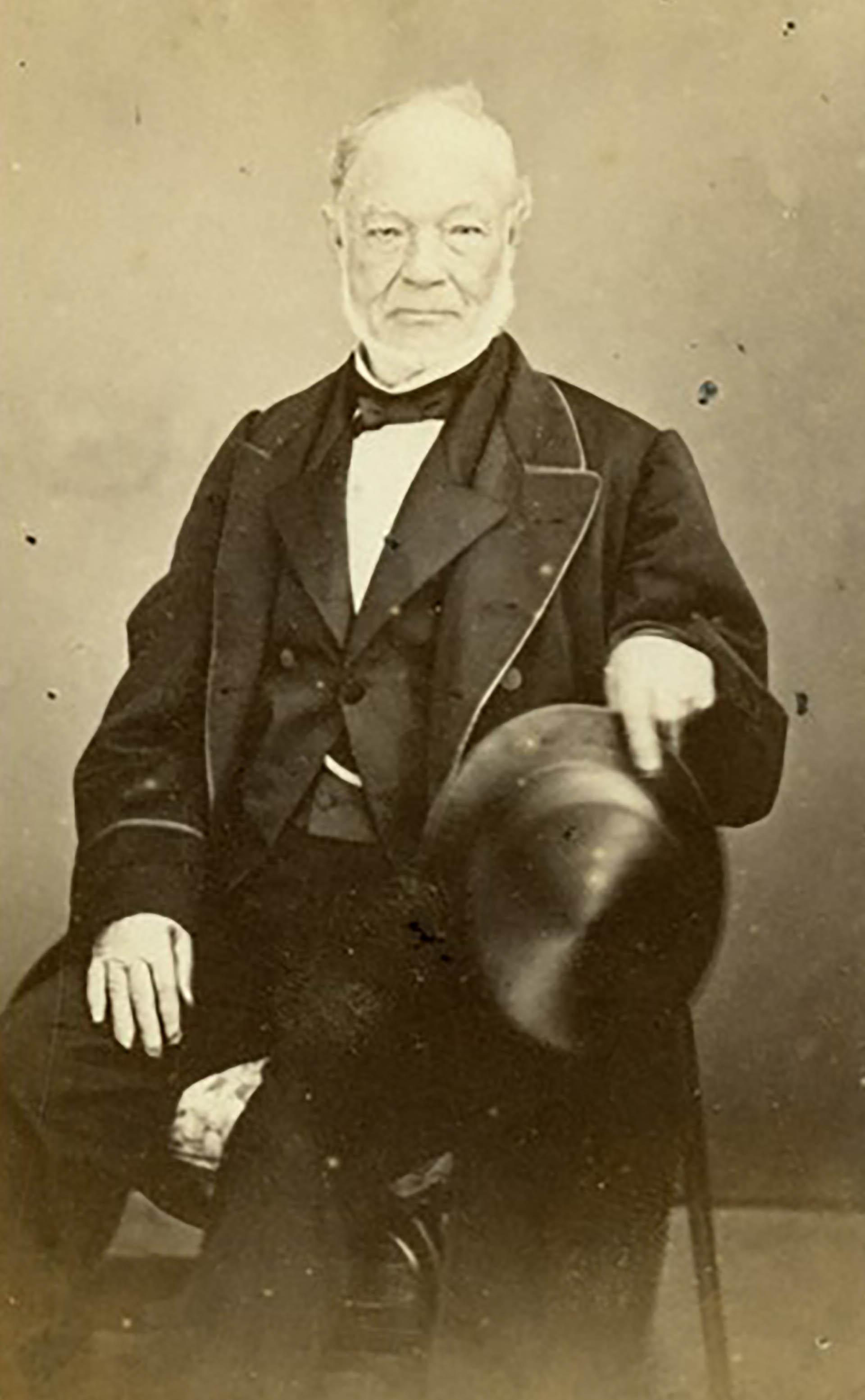 Salvador Maria Del Carril