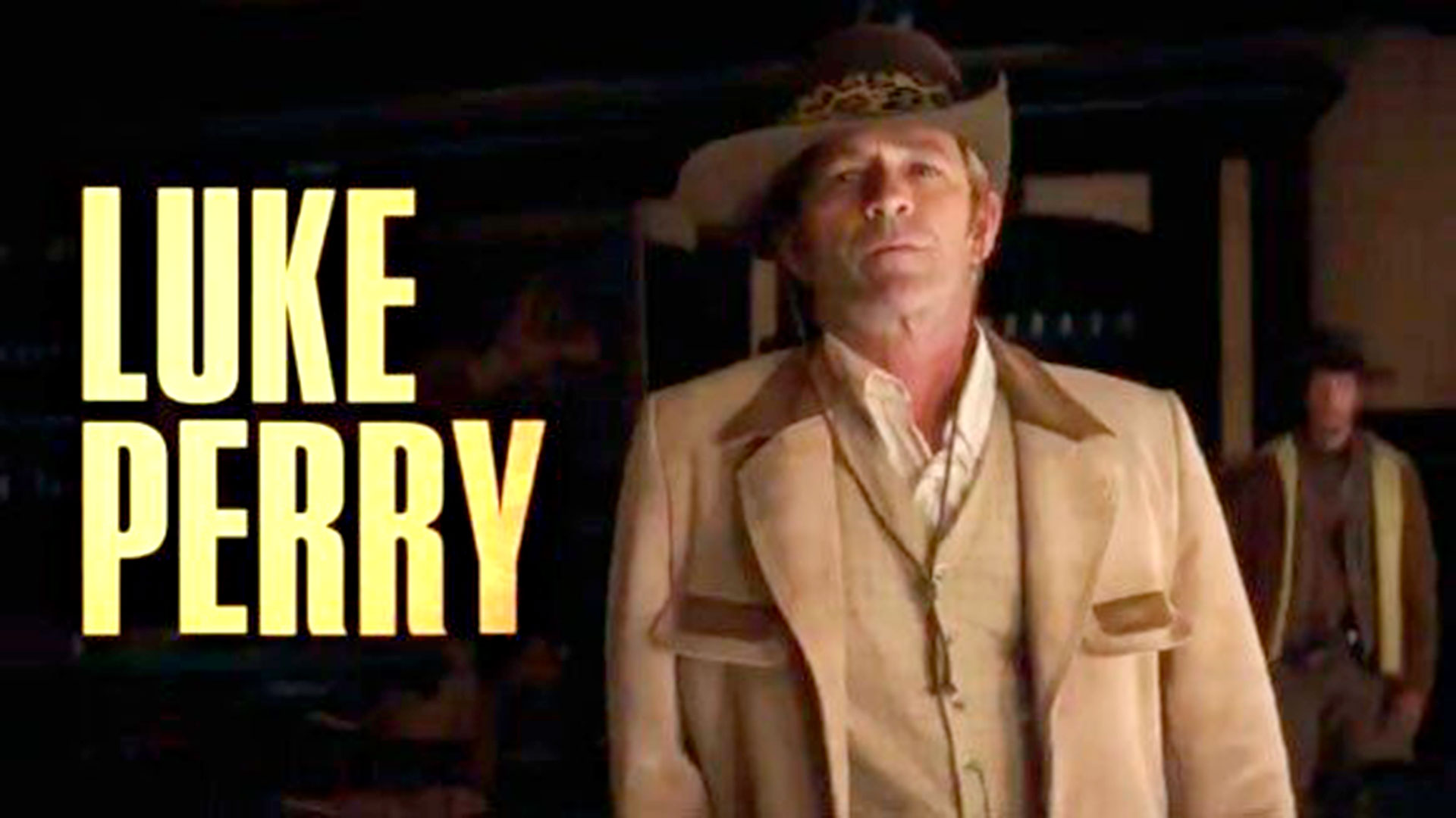 """Luke Perry en """"Once Upon a Time in Hollywood"""""""