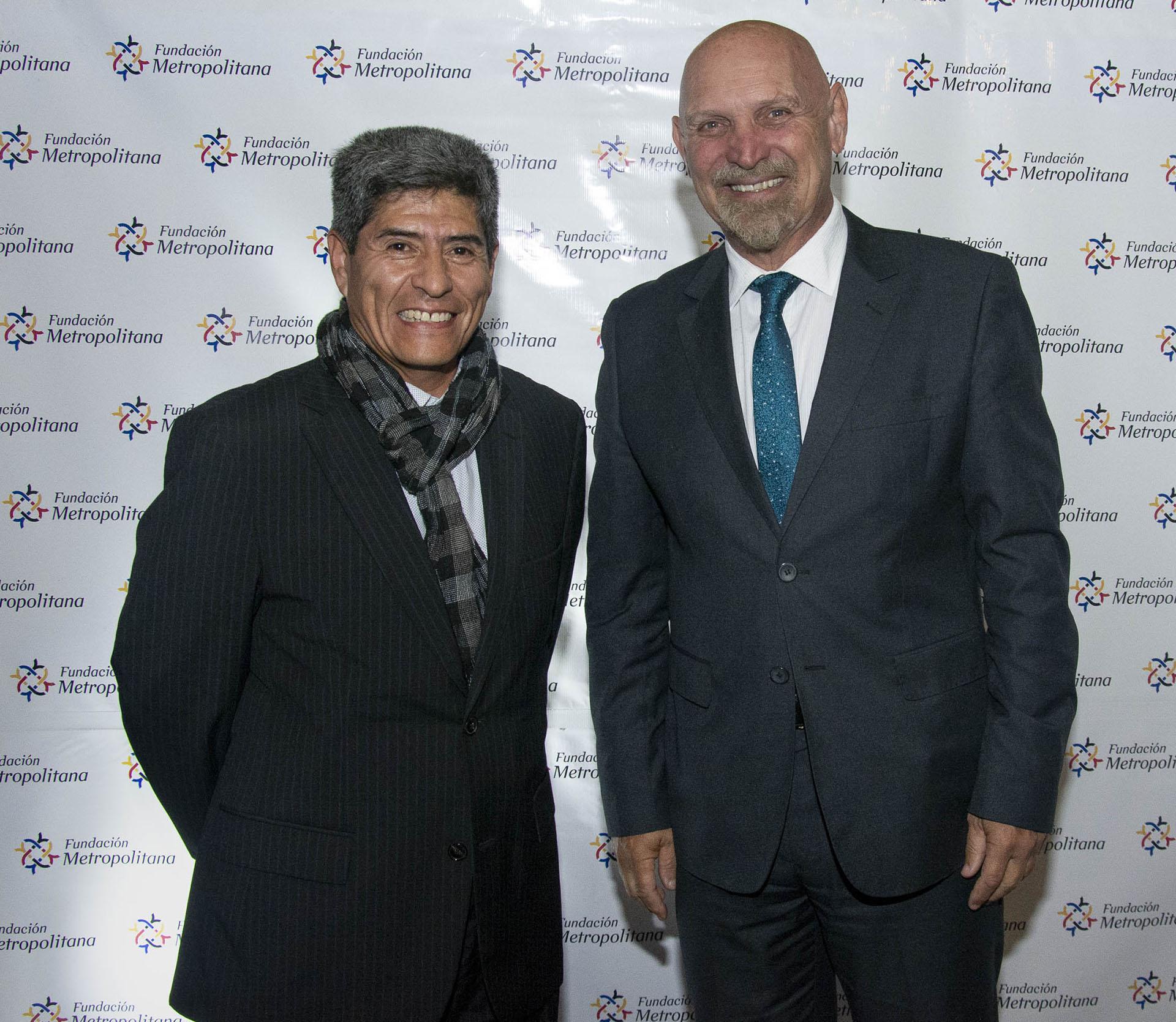 Jorge Lawson, director del Banco Nación