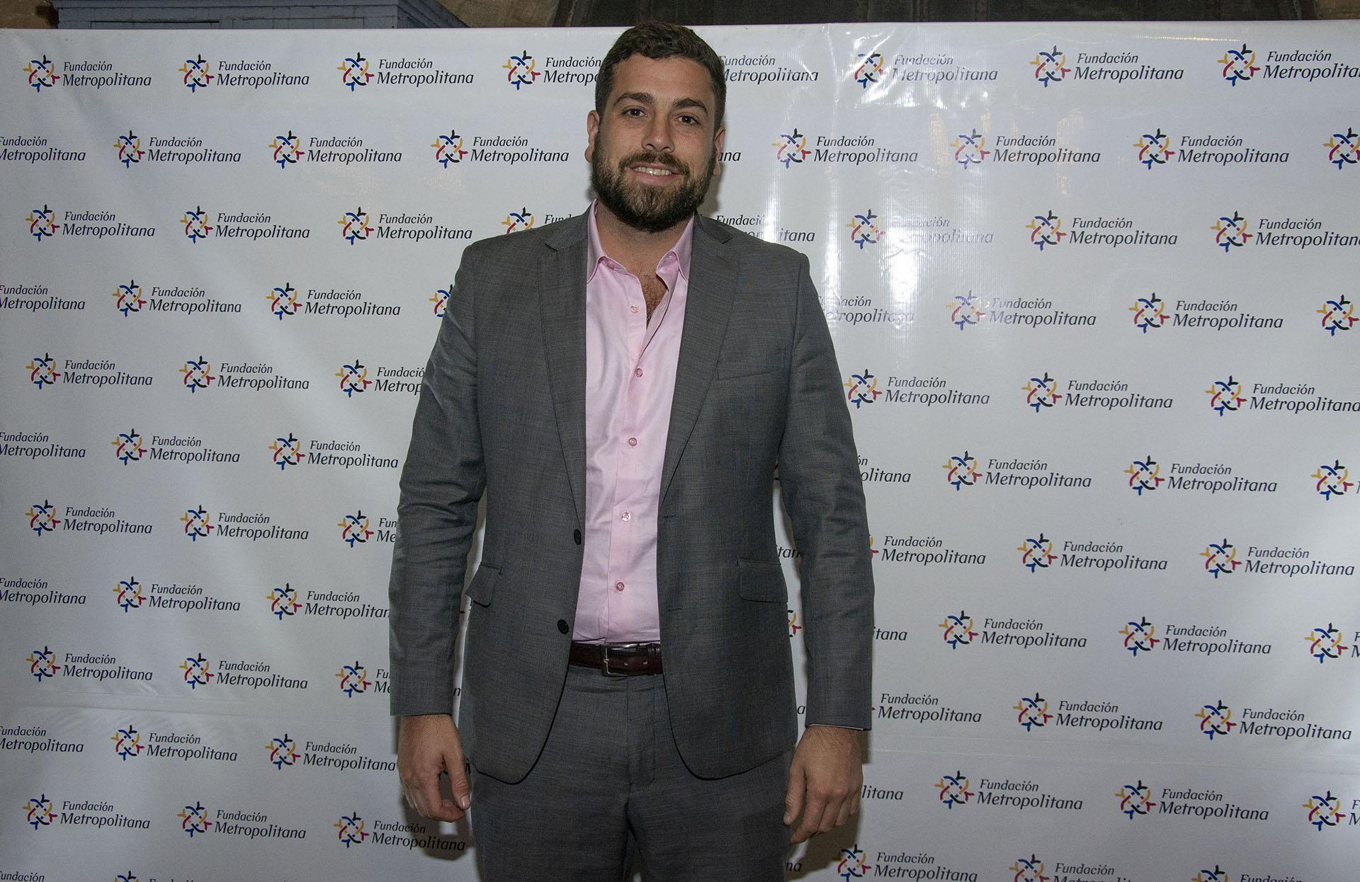 Lucas Delfino, subsecretario de Relaciones Municipales de la Nación