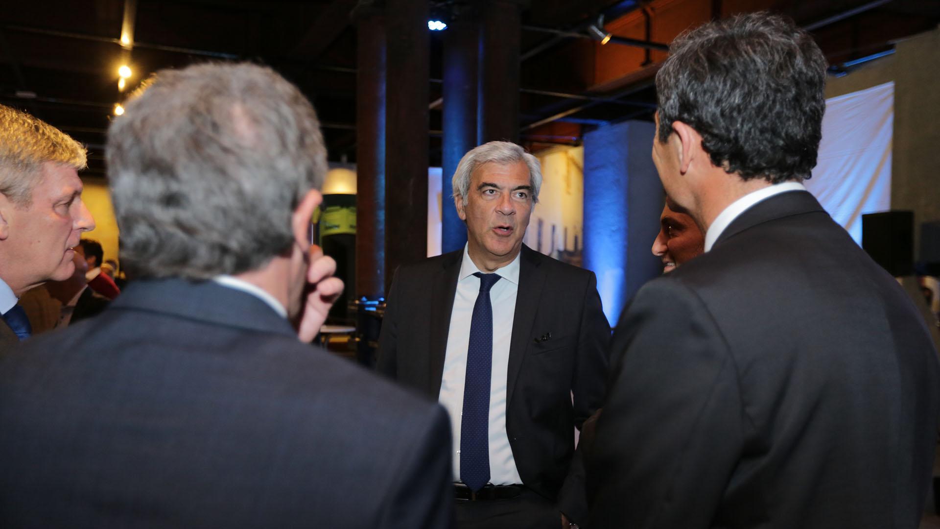 Sebastián Mocorrea, vicepresidente ejecutivo de Asuntos Corporativos, Comunicación y Marketing de YPF