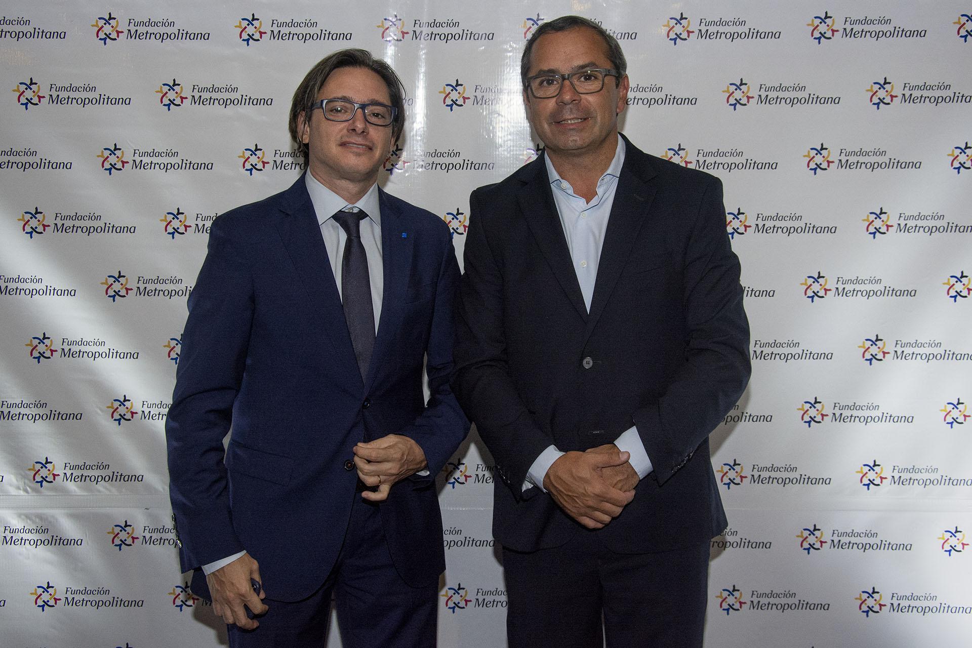 Christian Gonzalo Asinelli, presidente de la Fundación Banco Ciudad