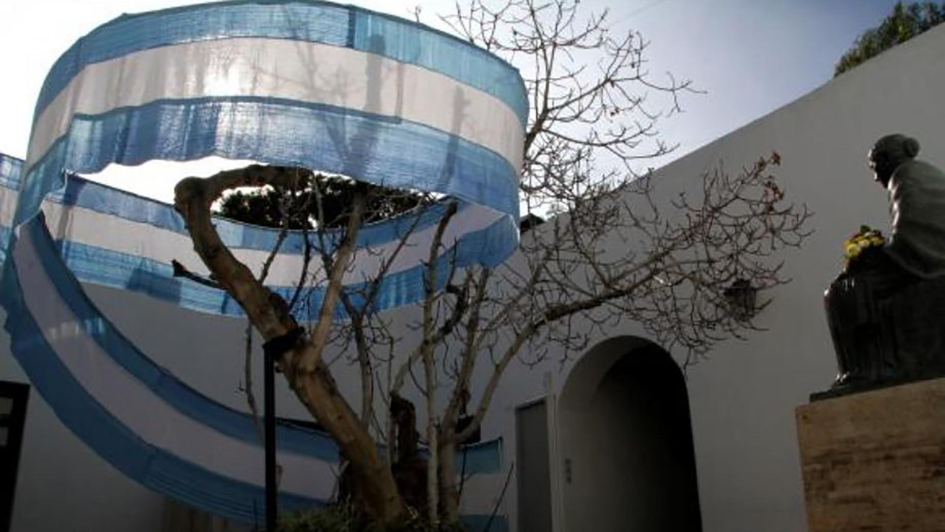 Museo Histórico Sarmiento, calle cuba al 2000
