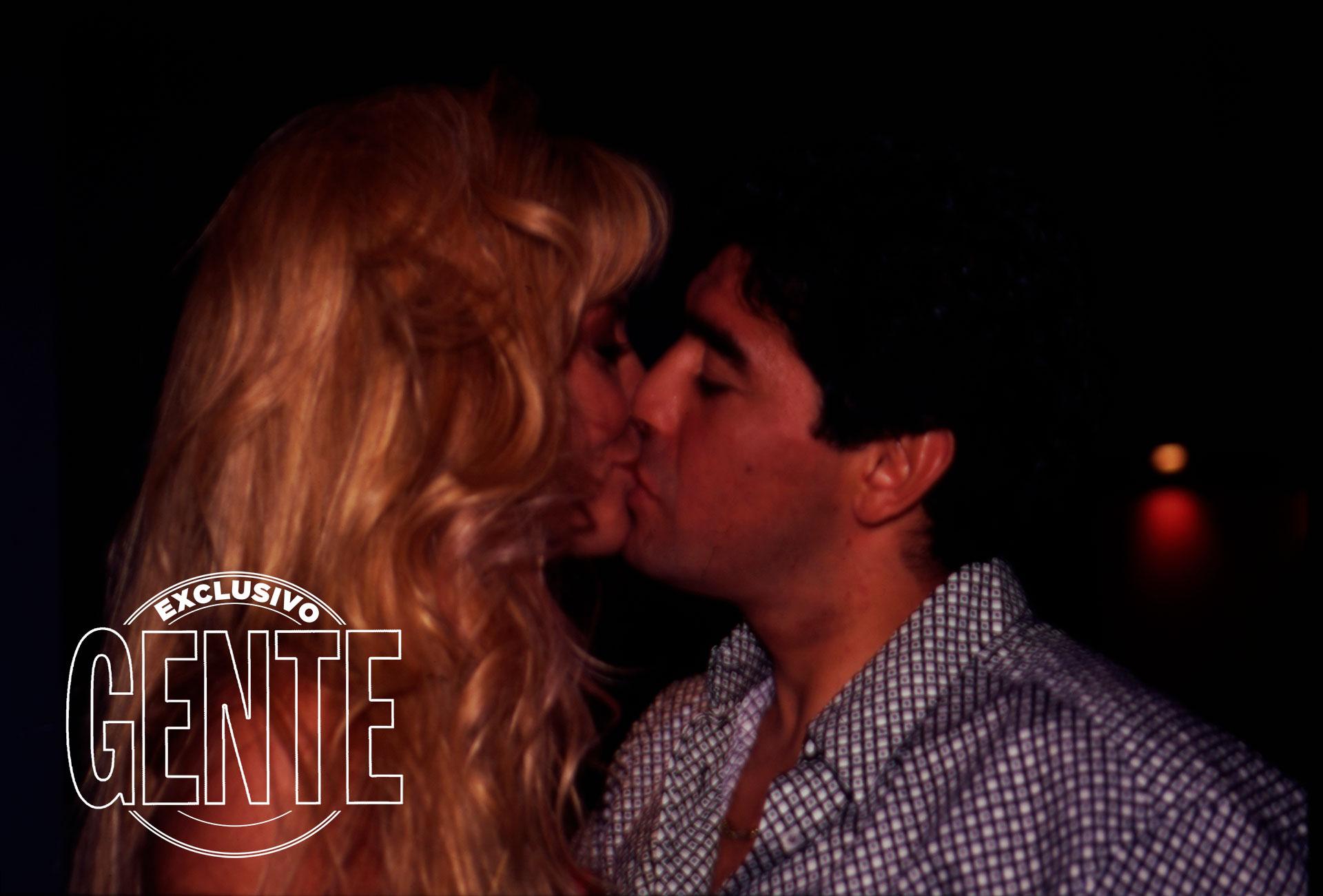 """fed322921ef7 Graciela Alfano: """"Estuve en la cama con Maradona y la pasé brutal ..."""
