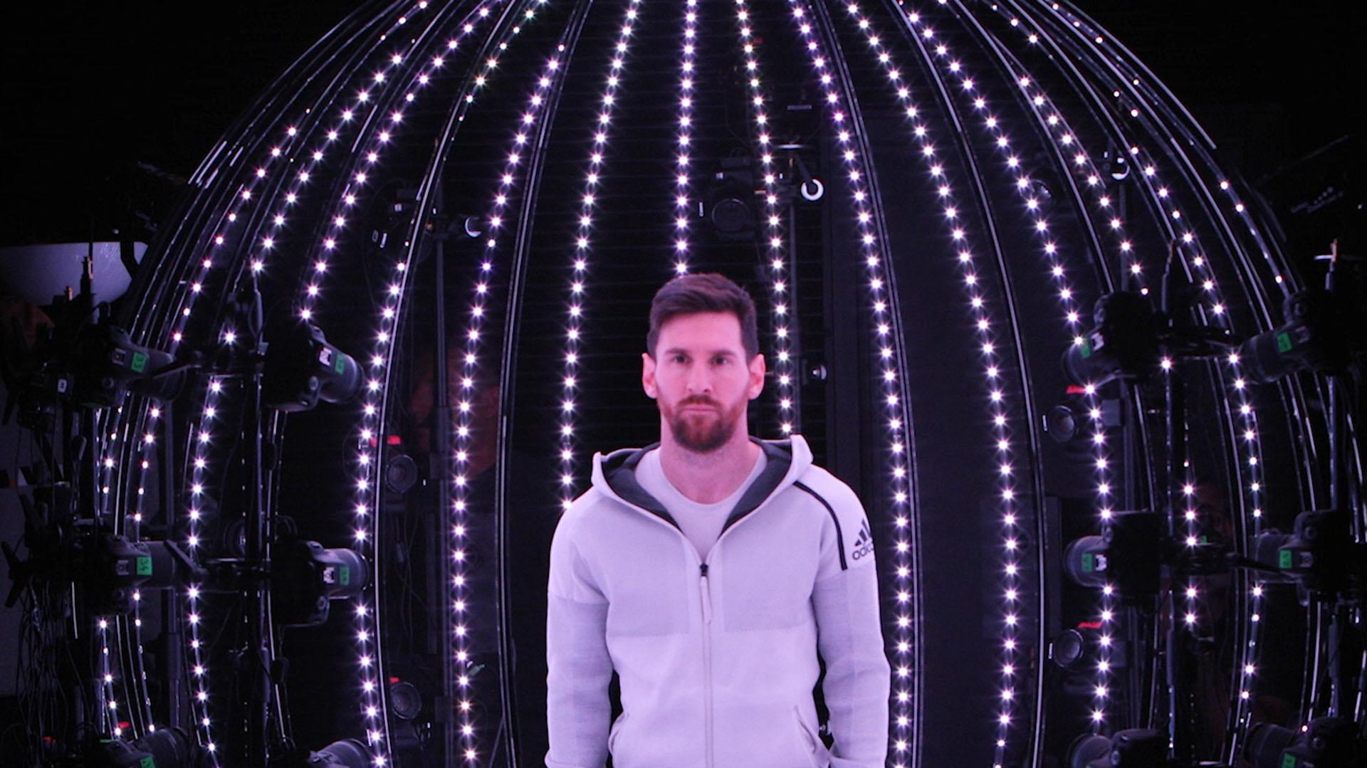 """""""Messi10"""", el próximo espectáculo que está preparando el Cirque du Solei inspirado en la historia de Lionel Messi, se estrenará el 10 de octubre en el Parc del Fòrum de Barcelona"""