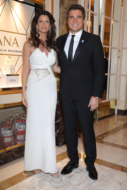 Analía Maiorana y Guillermo Andino