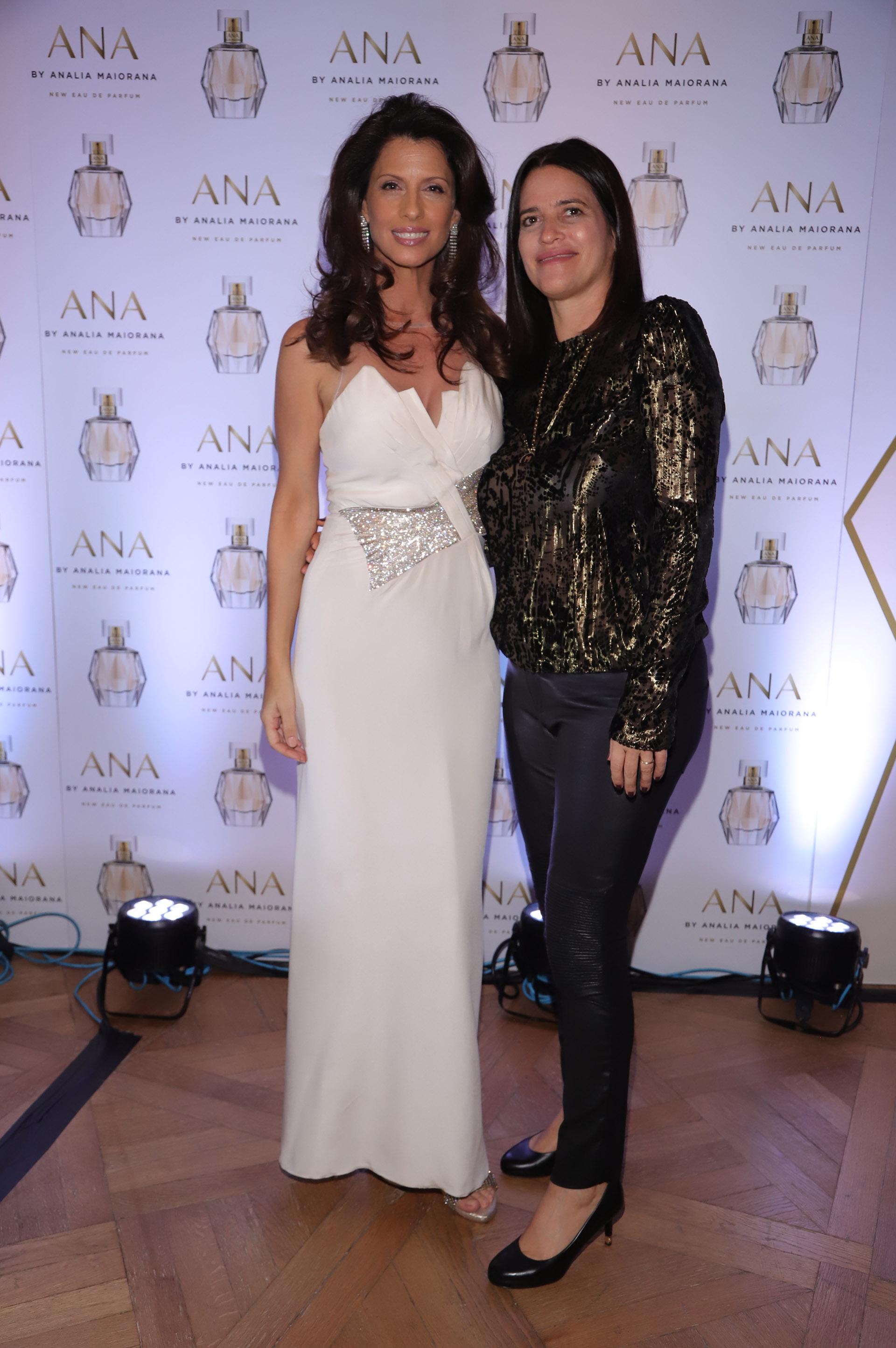 Analía Maiorana y Michelle Gruber Kweller