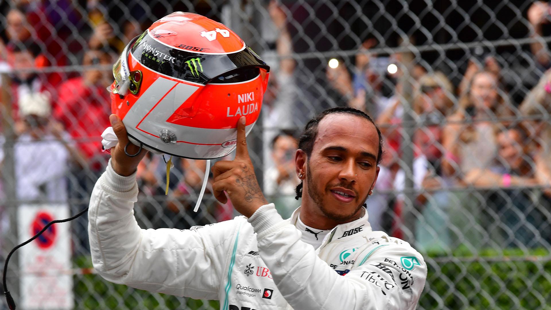 Lewis Hamilton (Mercedes), USD 47,3642 millones