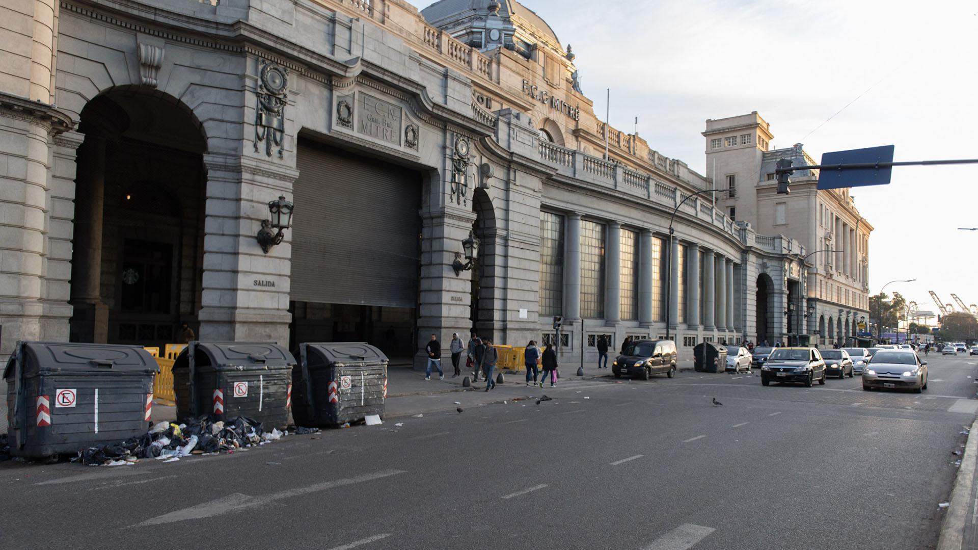 La huelga es la quinta contra las políticas de Mauricio Macri