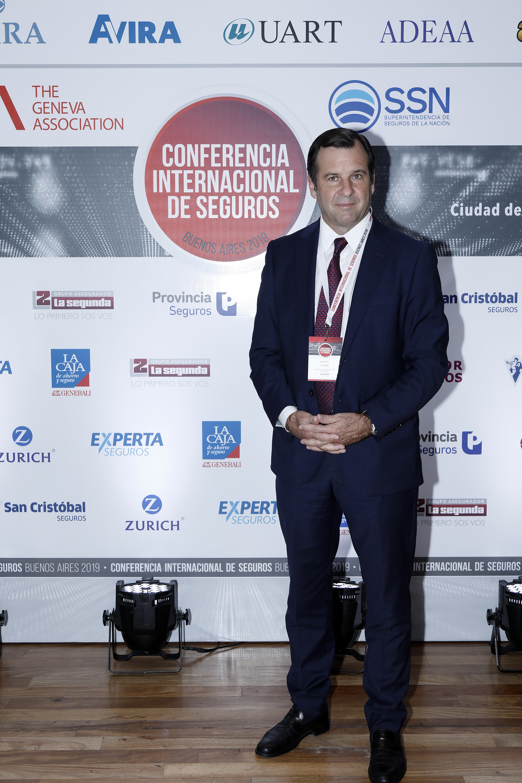 Marcos Ayerra, presidente de la Comisión Nacional de Valores (Argentina)