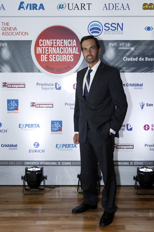 Jose Sojo, Director Profesional – Ex CEO de QBE América Latina /// Fotos: Gentileza Sancor Seguros