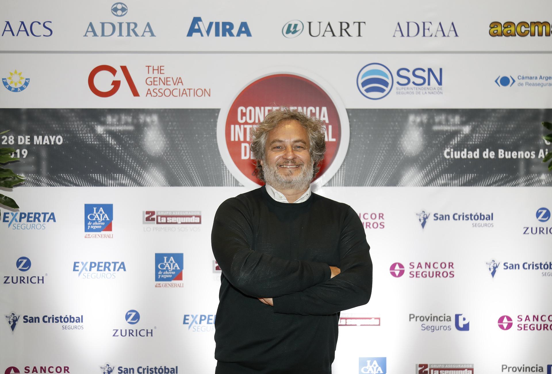 Guibert Englebienne, cofundador y CTO de Globant