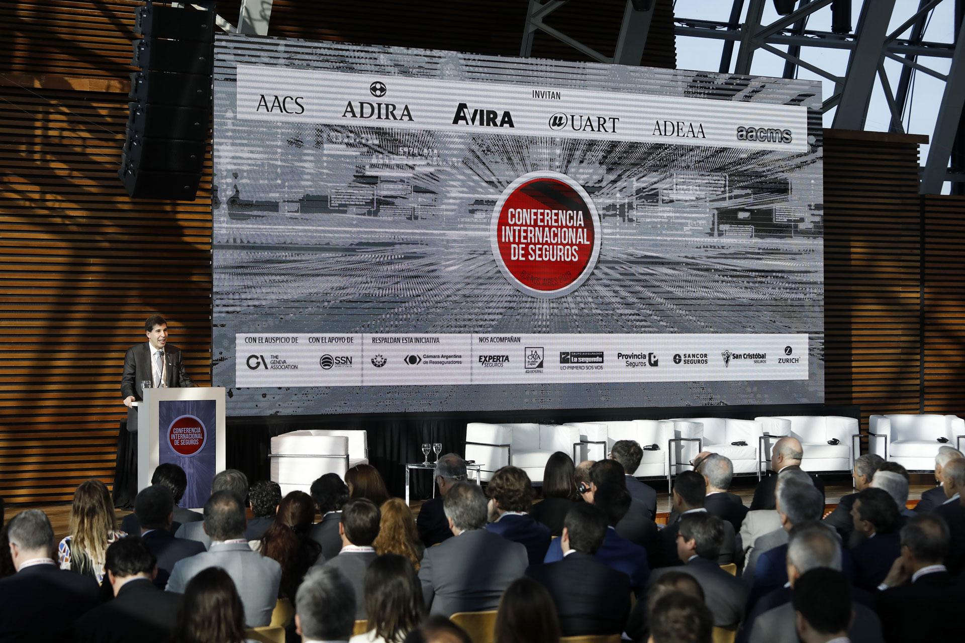 El discurso inaugural de Alejandro Simón, Board Member de la Asociación de Ginebra