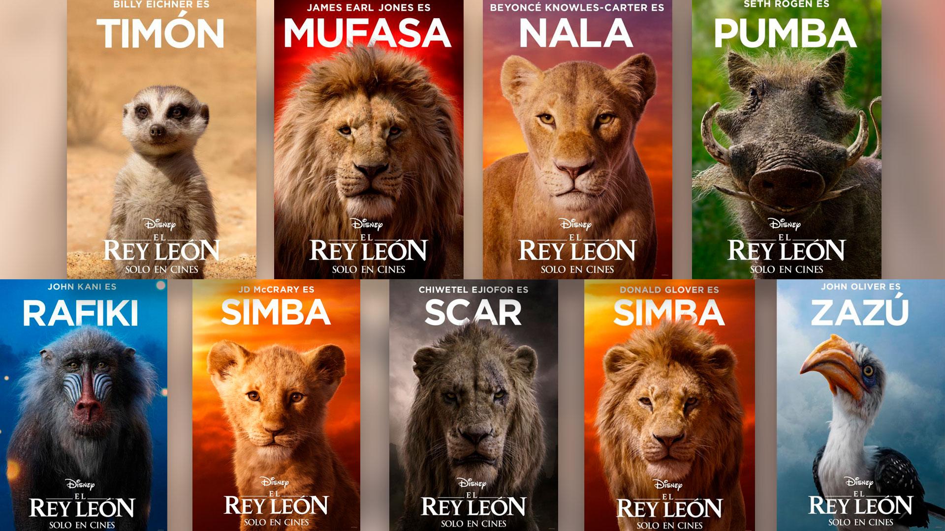 Descargar rey leon 2020