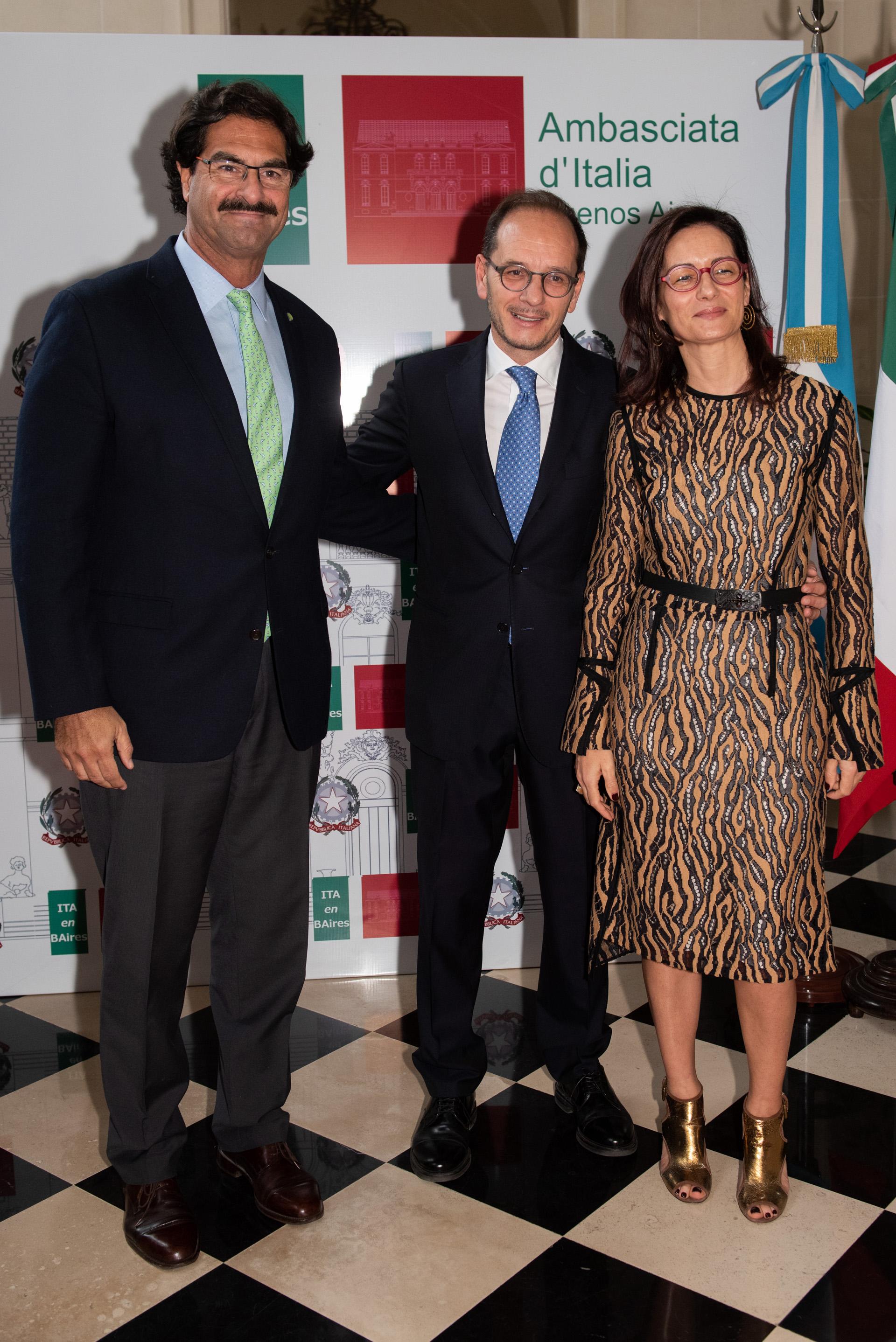 Leonardo Sarquís, ministrode Agroindustria de la Provincia de Buenos Aires