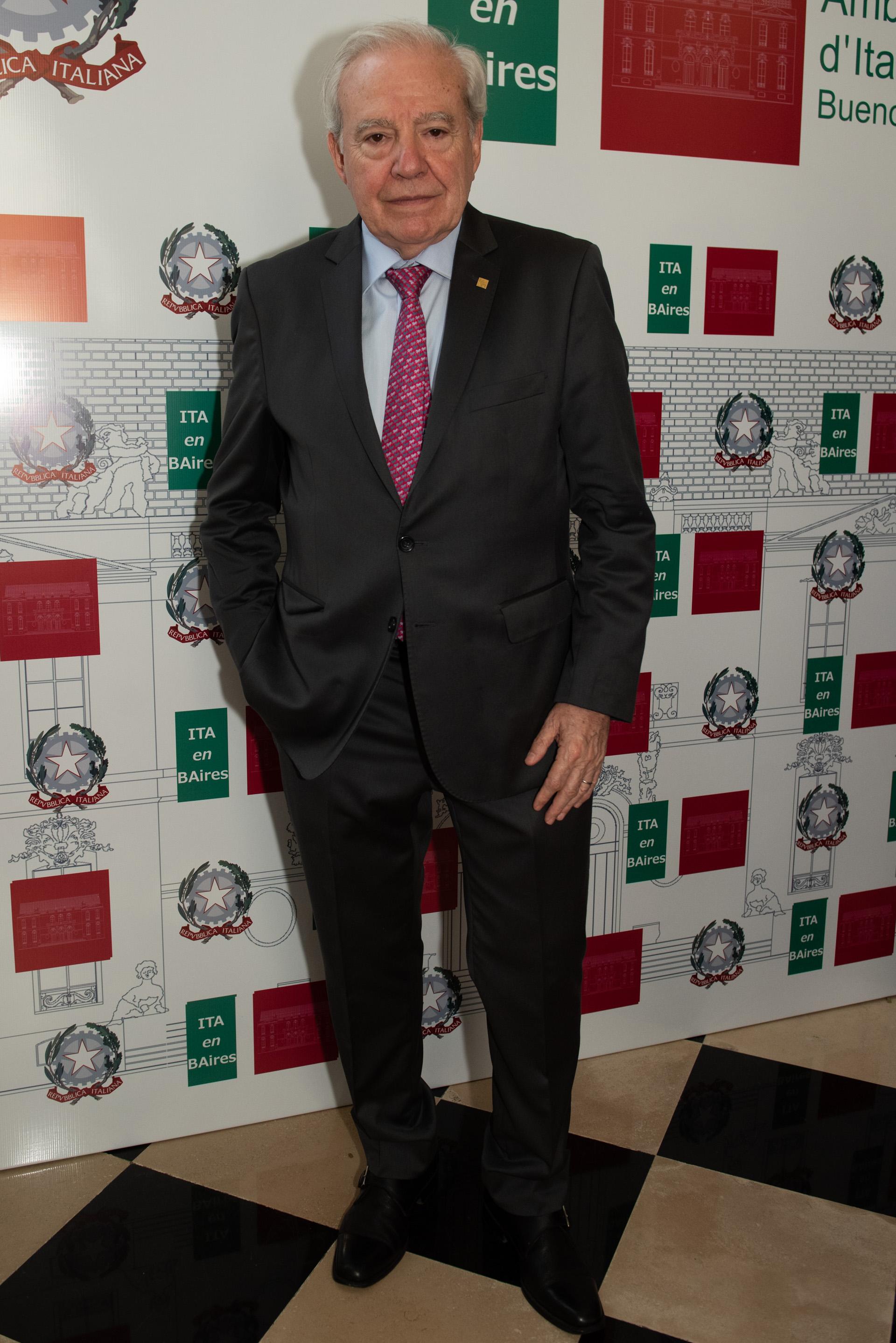 El diputado Jorge Enríquez