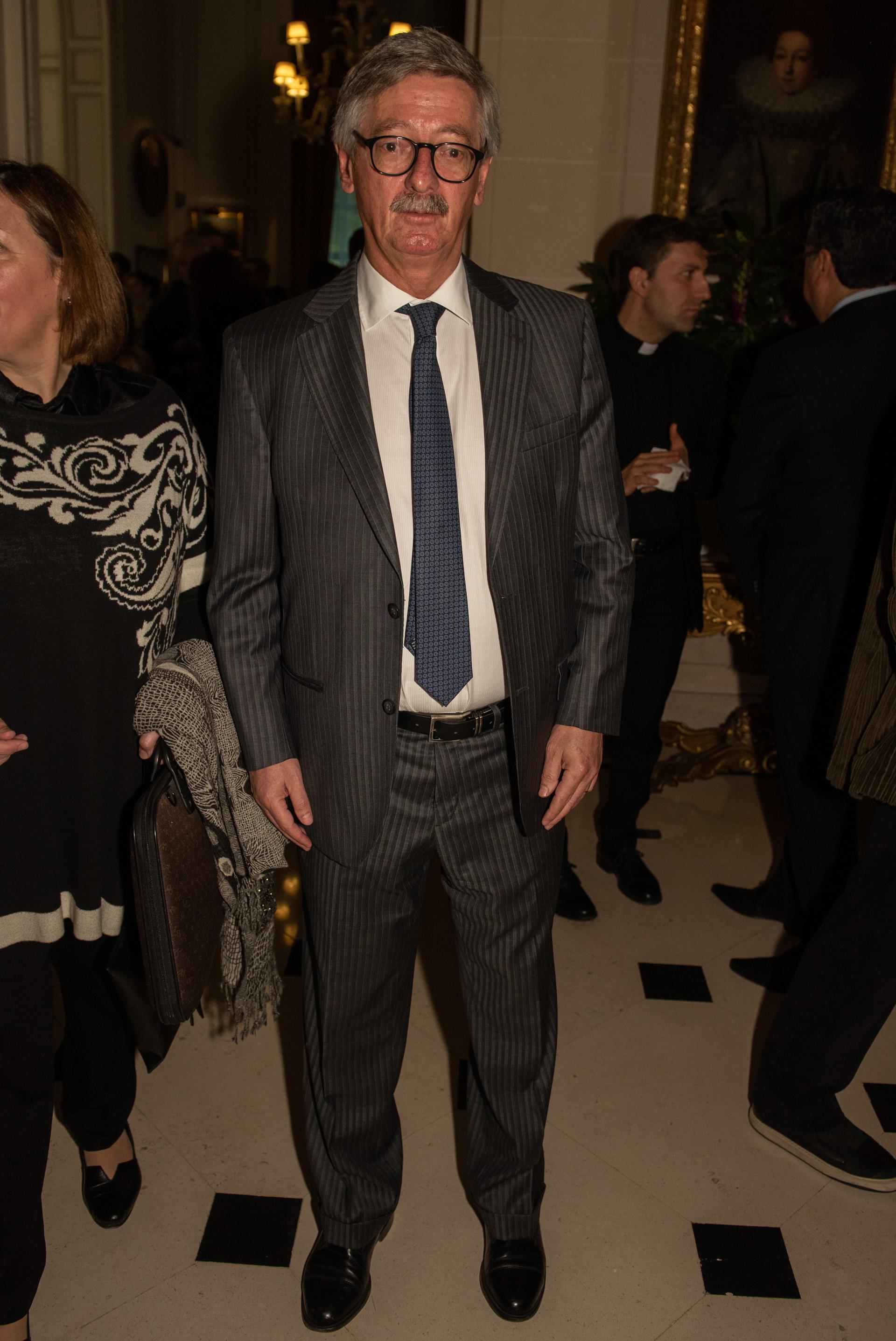 El fiscal Eduardo Taiano