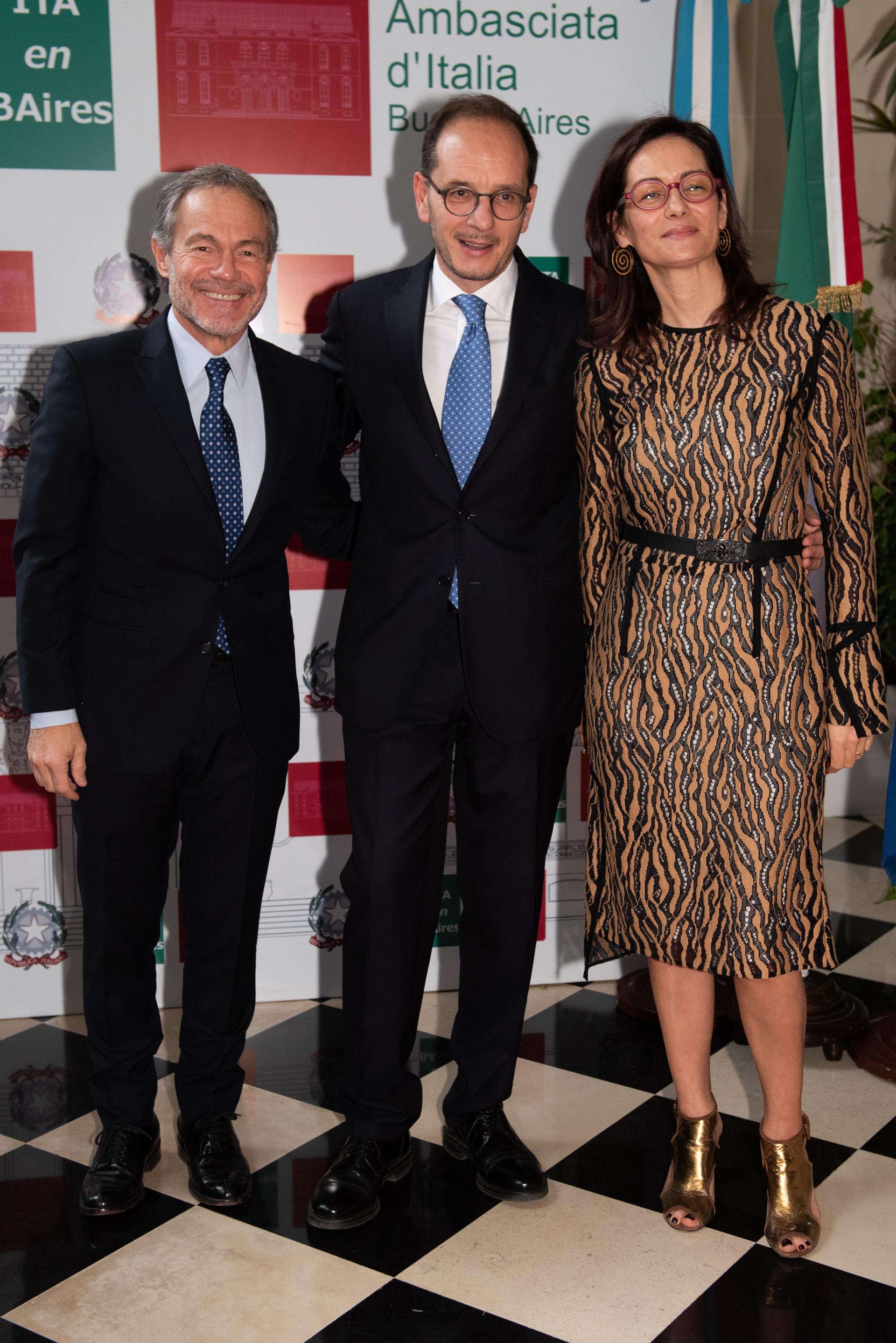 Gustavo Ferrari, ministro de Justicia de la provincia de Buenos Aires