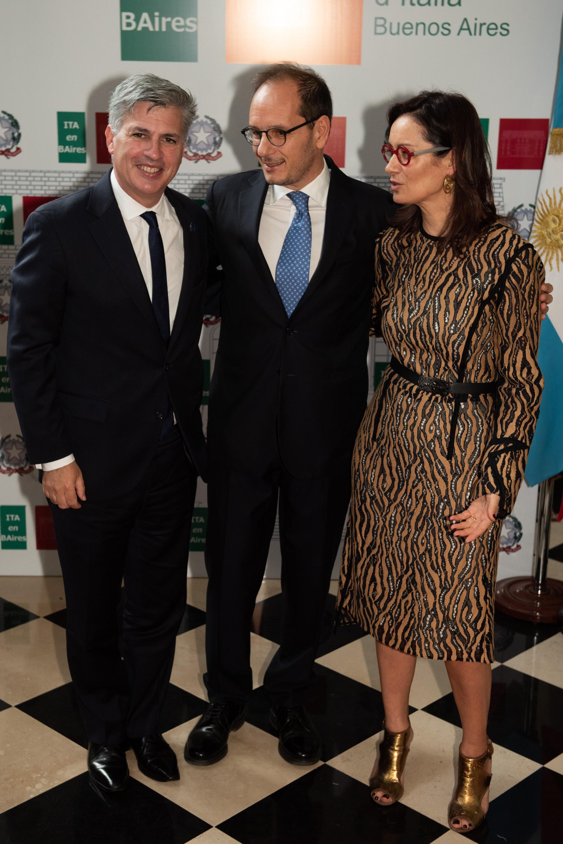 El representante argentino ante la OCDE, Marcelo Scaglione