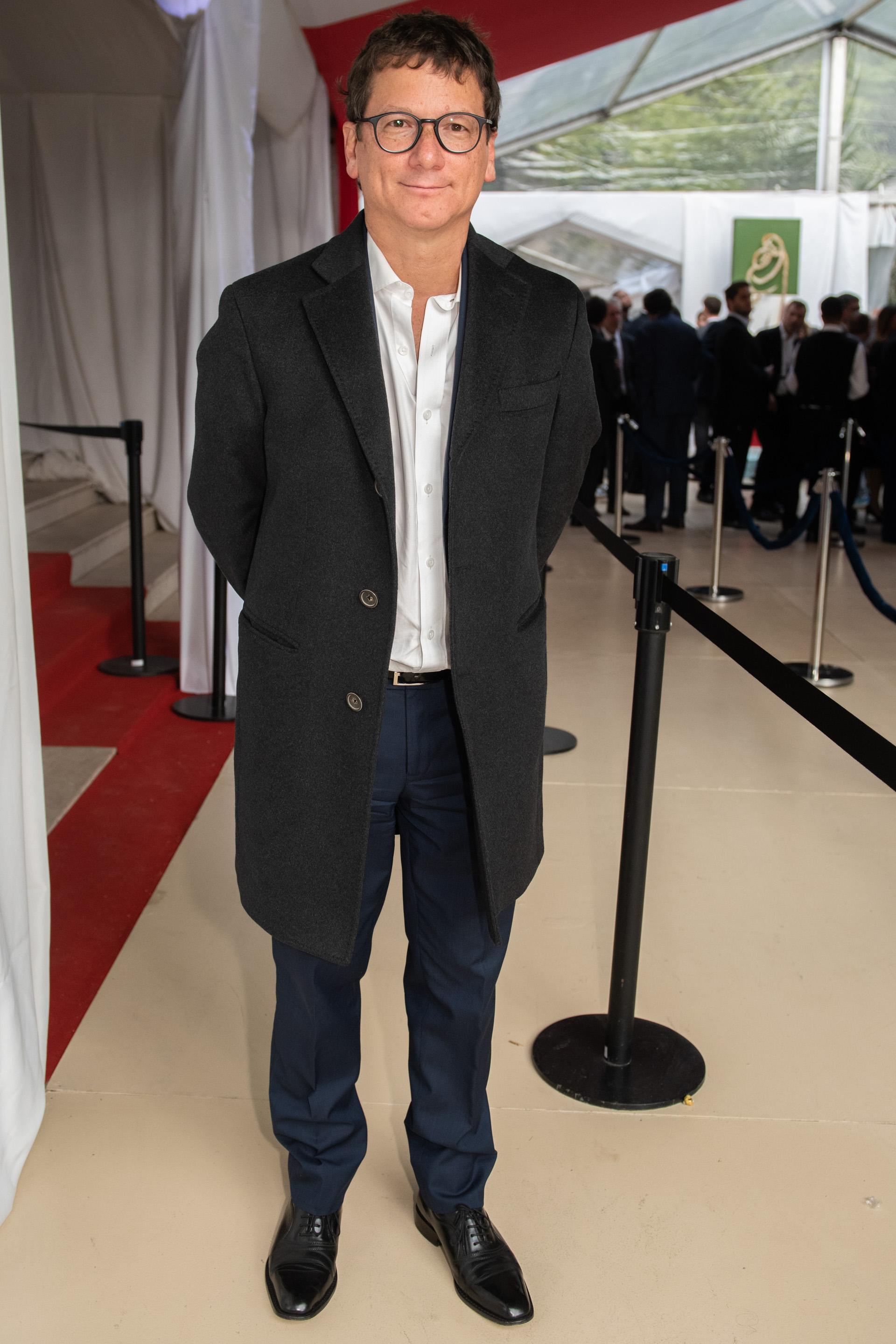 El CEO de HSBC Argentina, Gabriel Martino