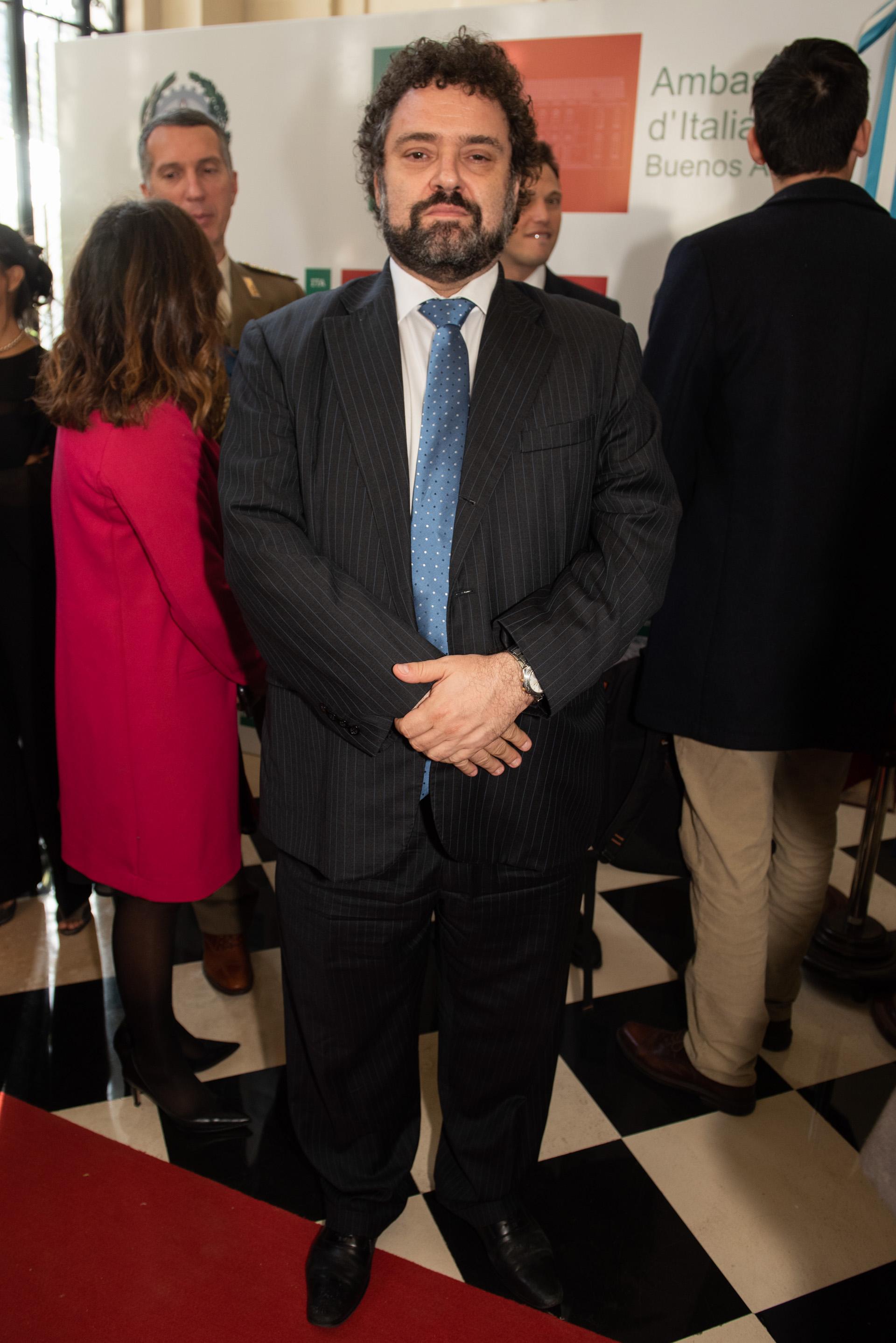 Claudio Epelbaum, director ejecutivo del Congreso Judío Latinoamericano