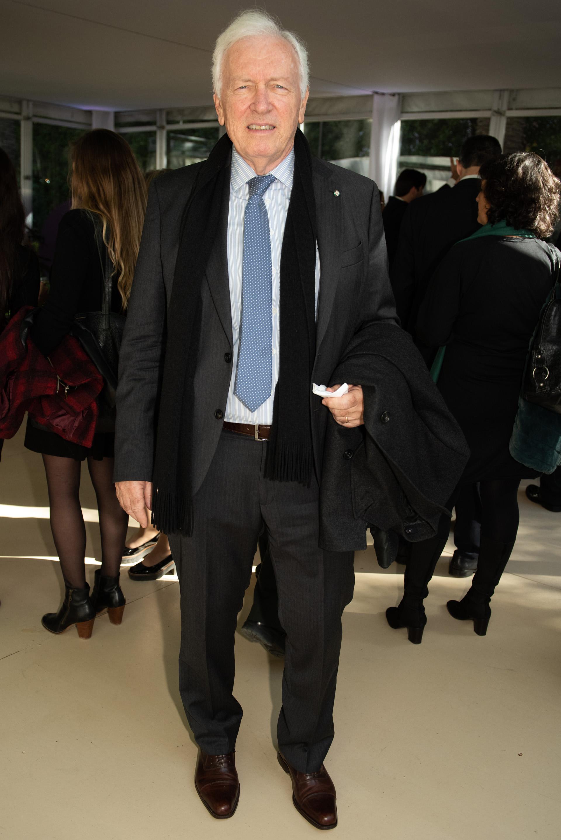 El juez Carlos Mahiques, ex ministro de Justicia de la provincia de Buenos Aires y actual integrante de la Cámara Federal de Casación Penal