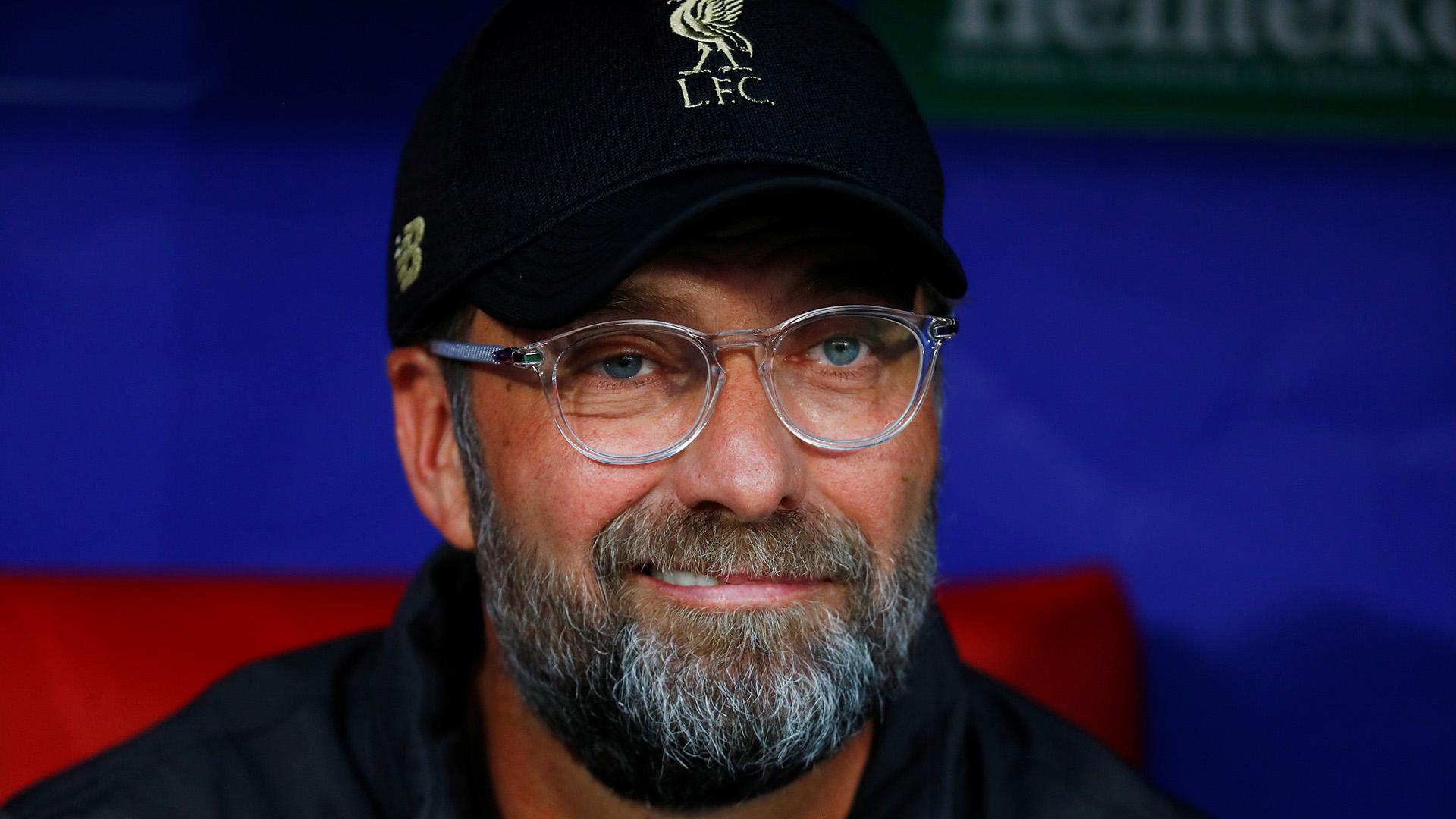El alemán Jurgen Kloop, entrenador del Liverpool (REUTERS)