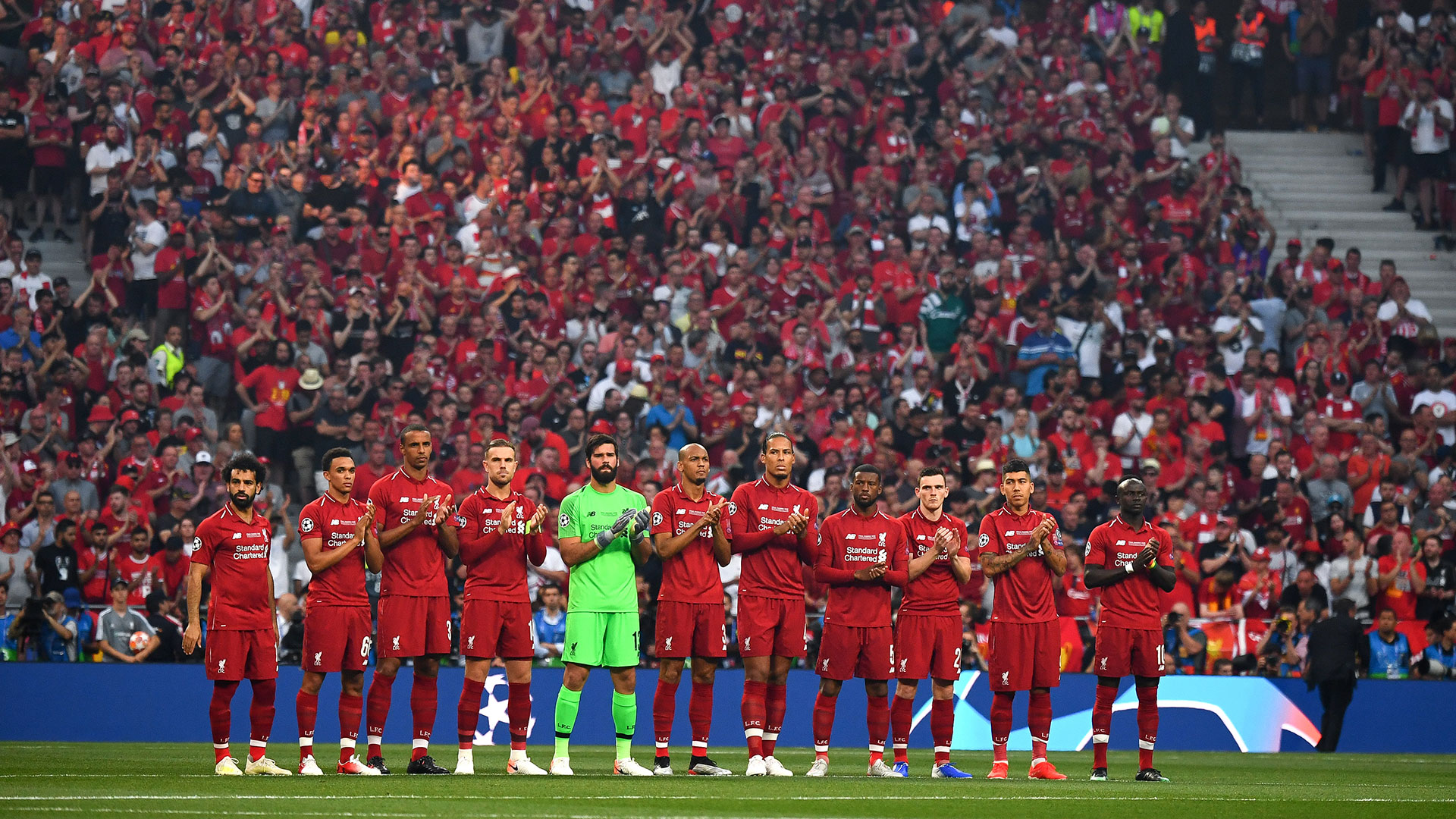 Liverpool llegó a la final tras eliminar al Barcelona (AFP)