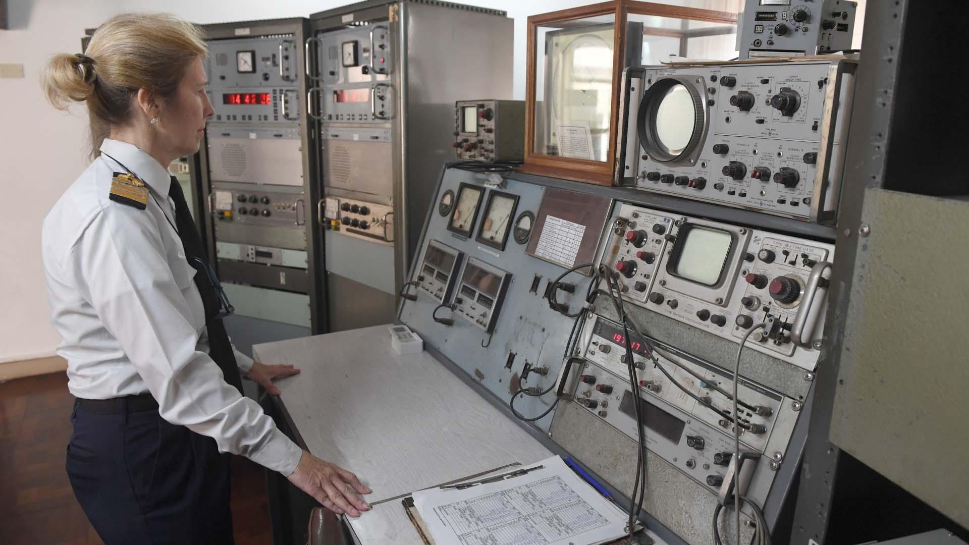 a69790a8e64e De cuidar la hora oficial a diseñar las cartas náuticas  cómo trabaja el  Servicio de Hidrografía Naval - Infobae