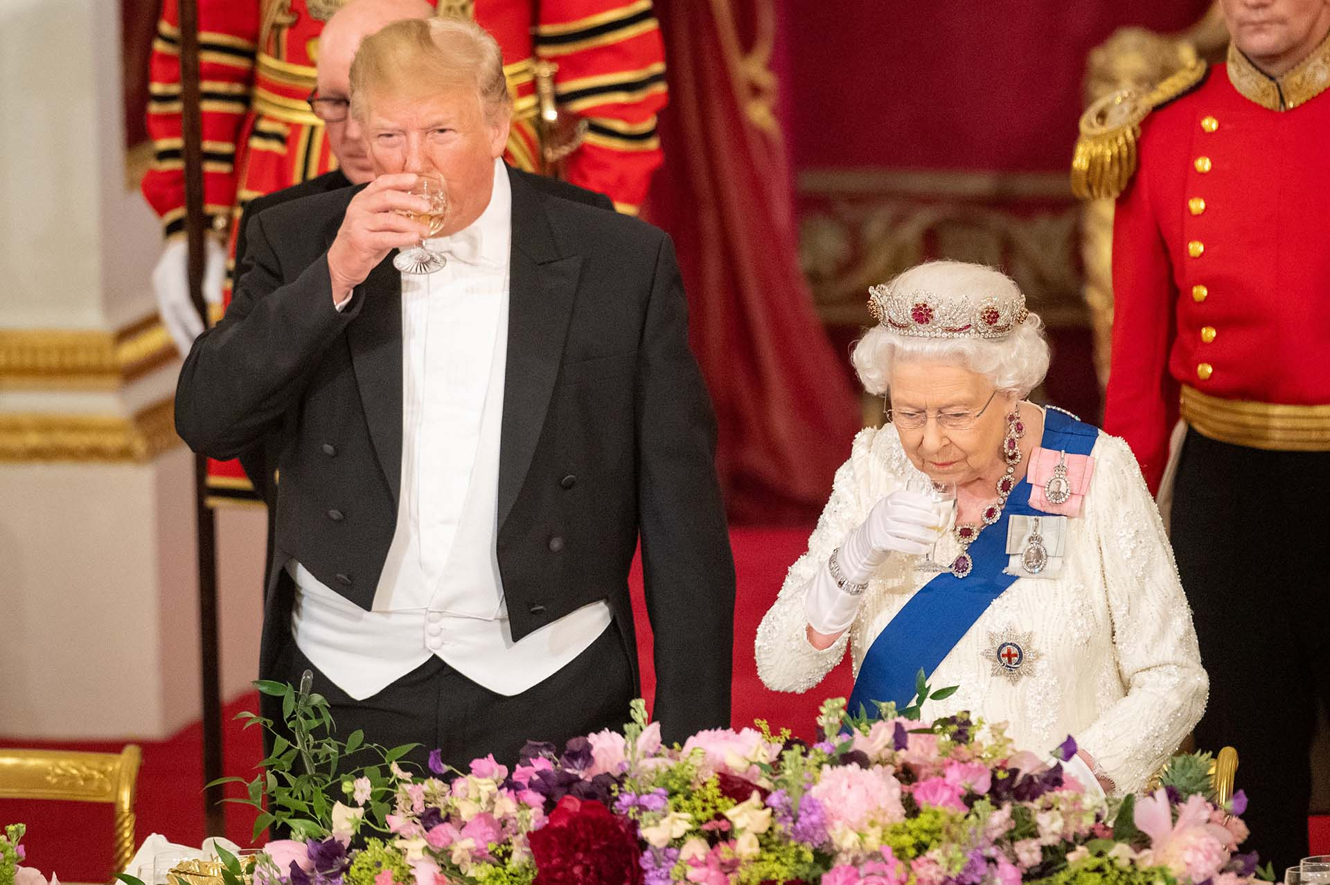 (Dominic Lipinski/ POOL/ AFP)