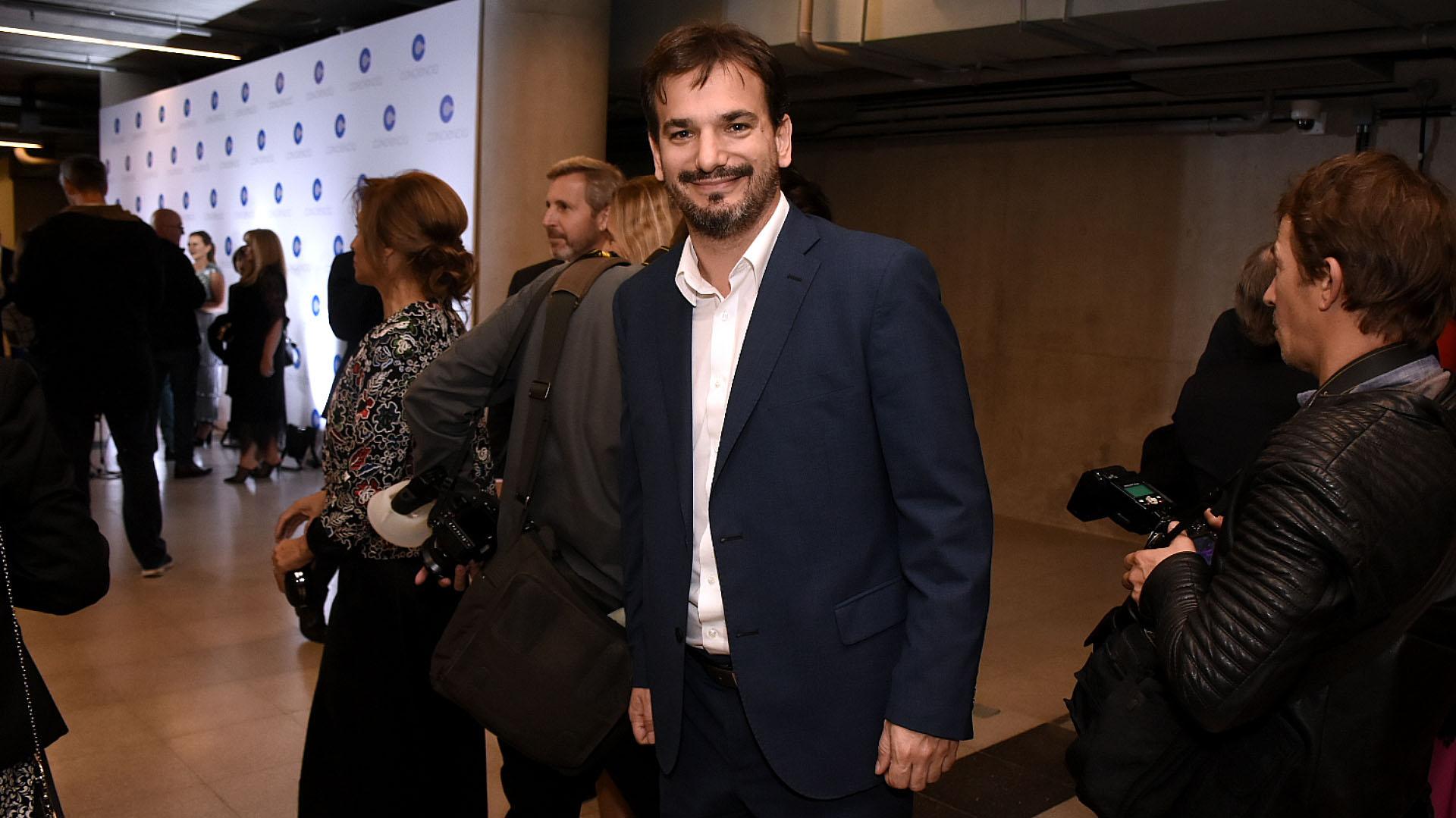 Sebastián Galmarini, director del Banco Provincia