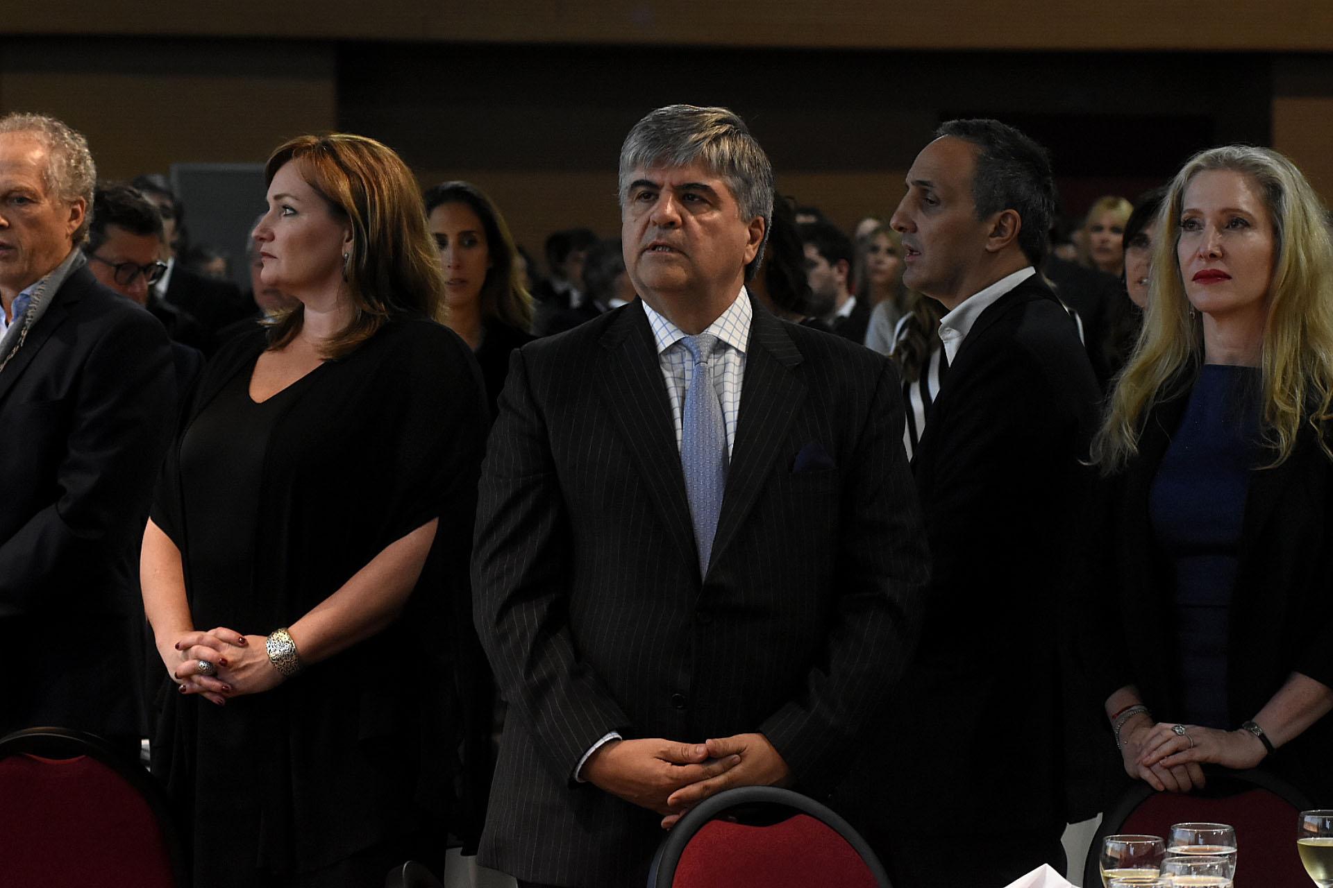El presidente de YPF, Miguel Ángel Gutiérrez