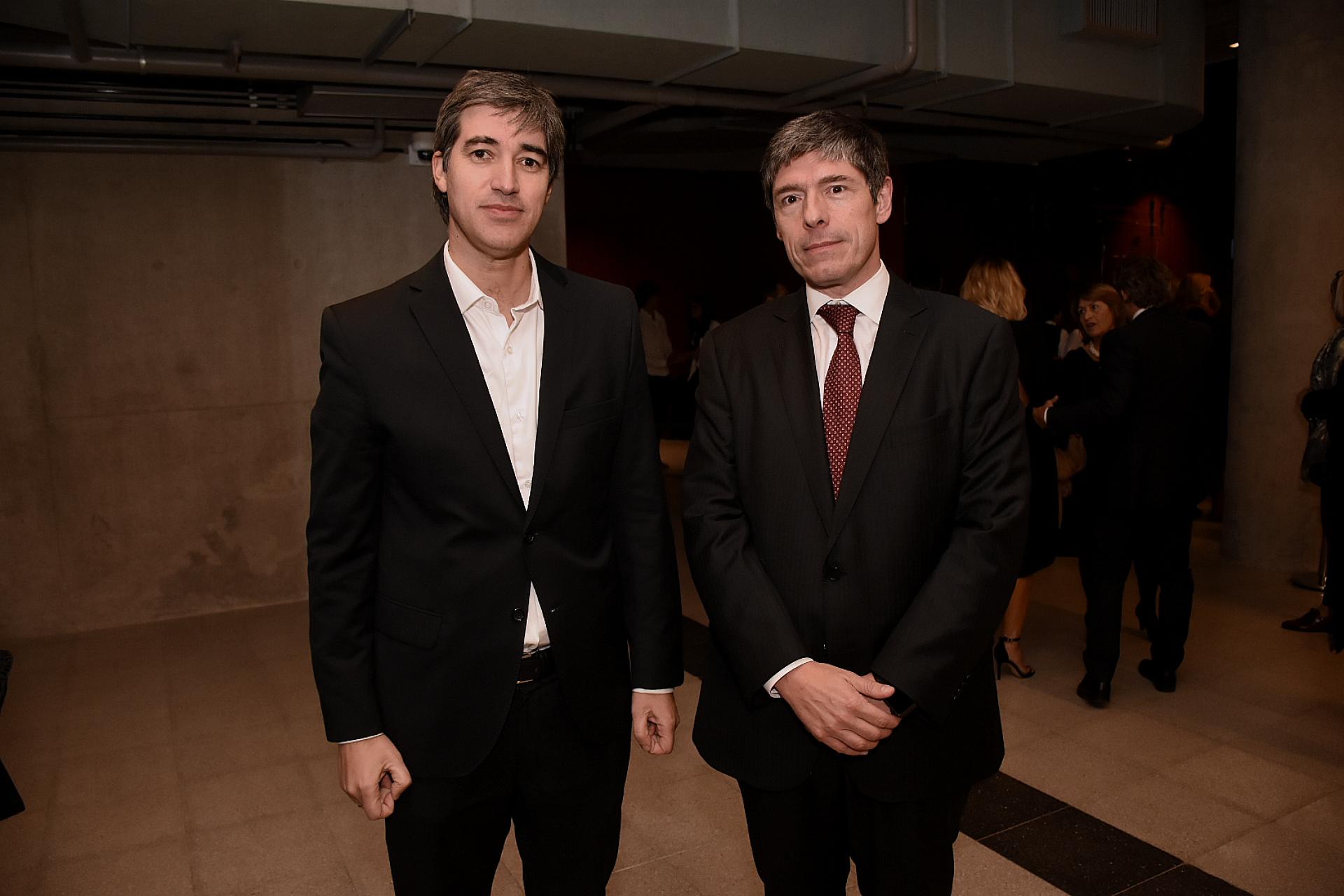 Adrián Pérez y Juan Abal Medina