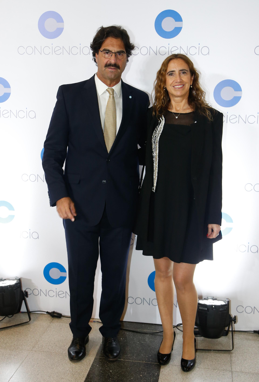 El ministro de Agroindustria de la provincia de Buenos Aires, Leonardo Sarquís