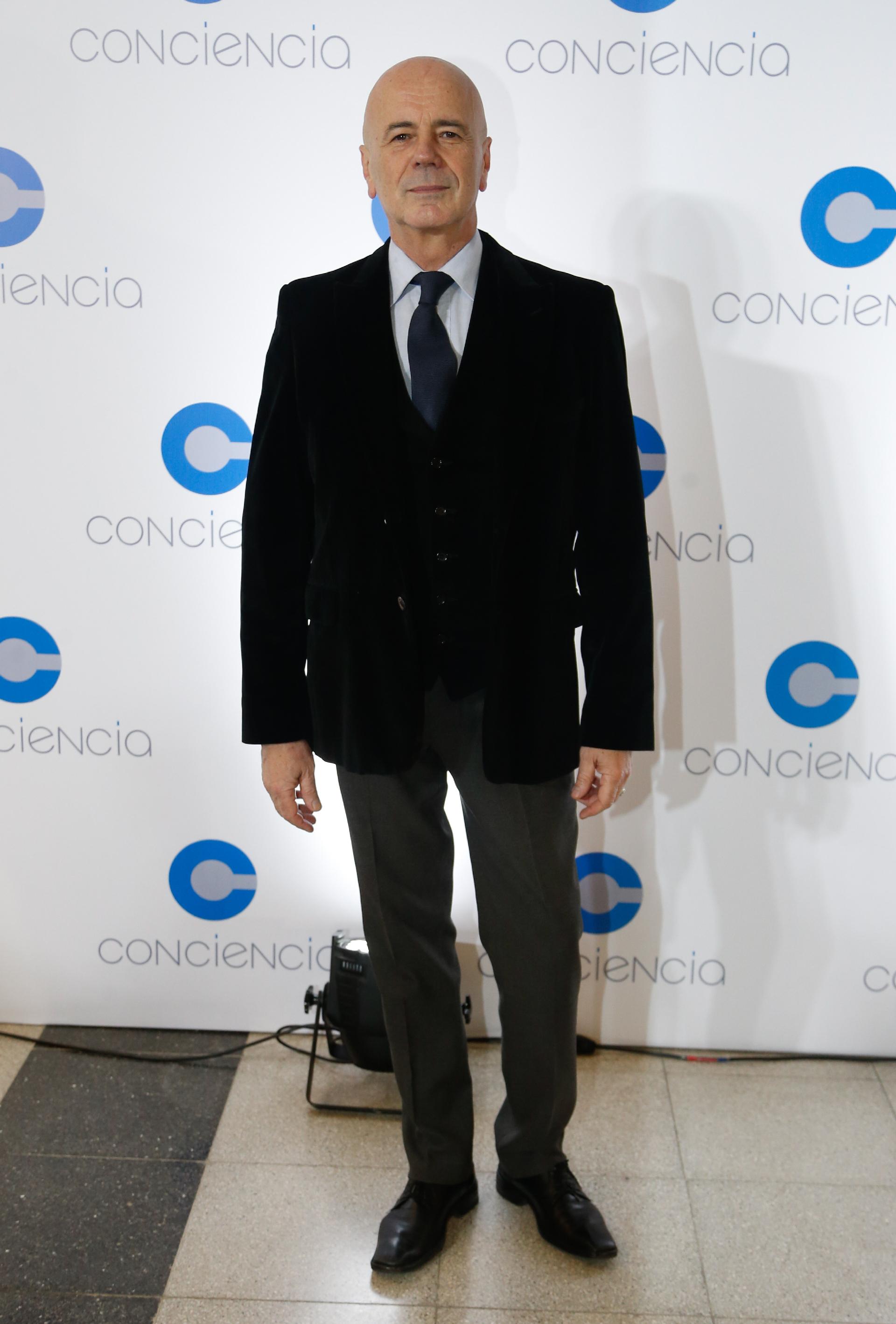 Jorge Telerman, director del Complejo Teatral de Buenos Aires