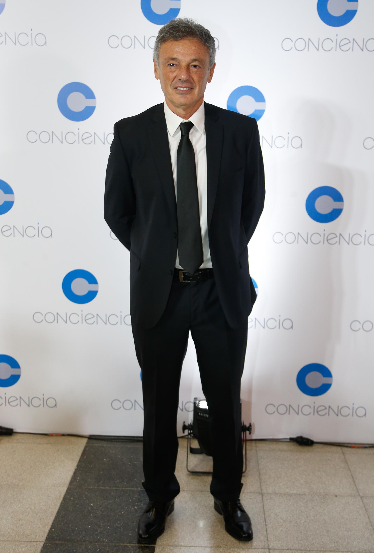 El exministro de Producción y actual presidente del BICE, Francisco Cabrera