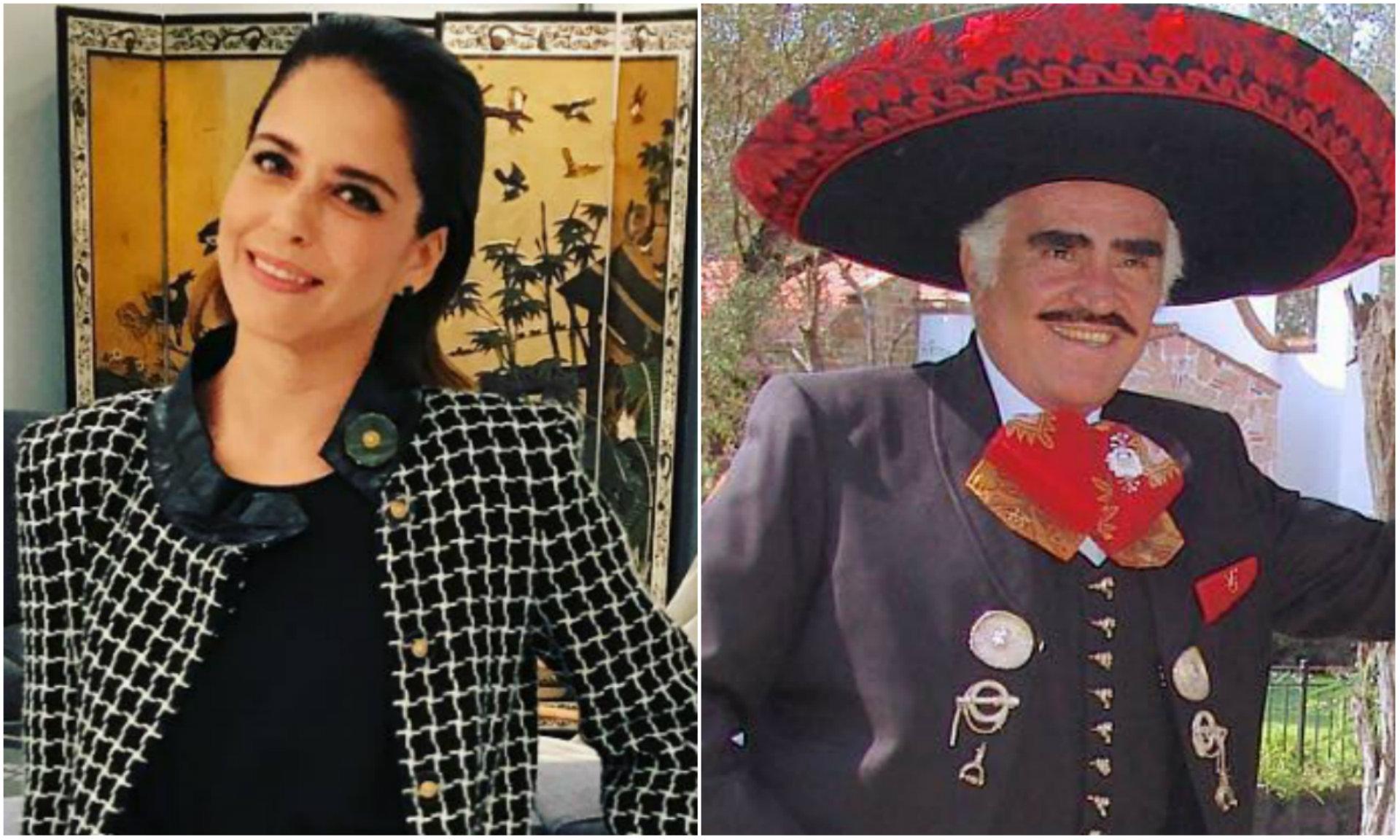 Ana Claudia Talancon Instagram ana claudia talancón se lanzó contra vicente fernández por
